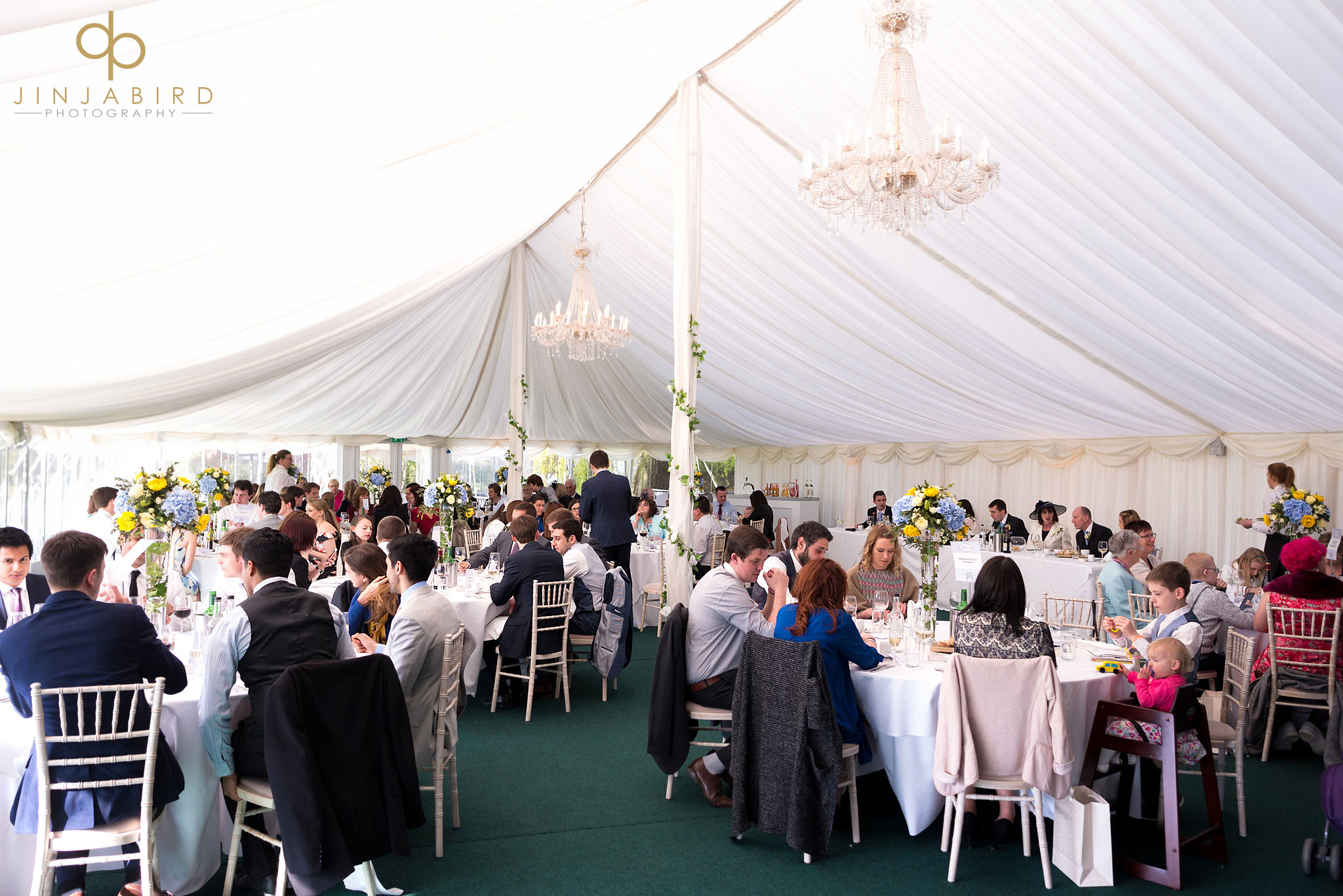rectory farm cambridge wedding breakfast