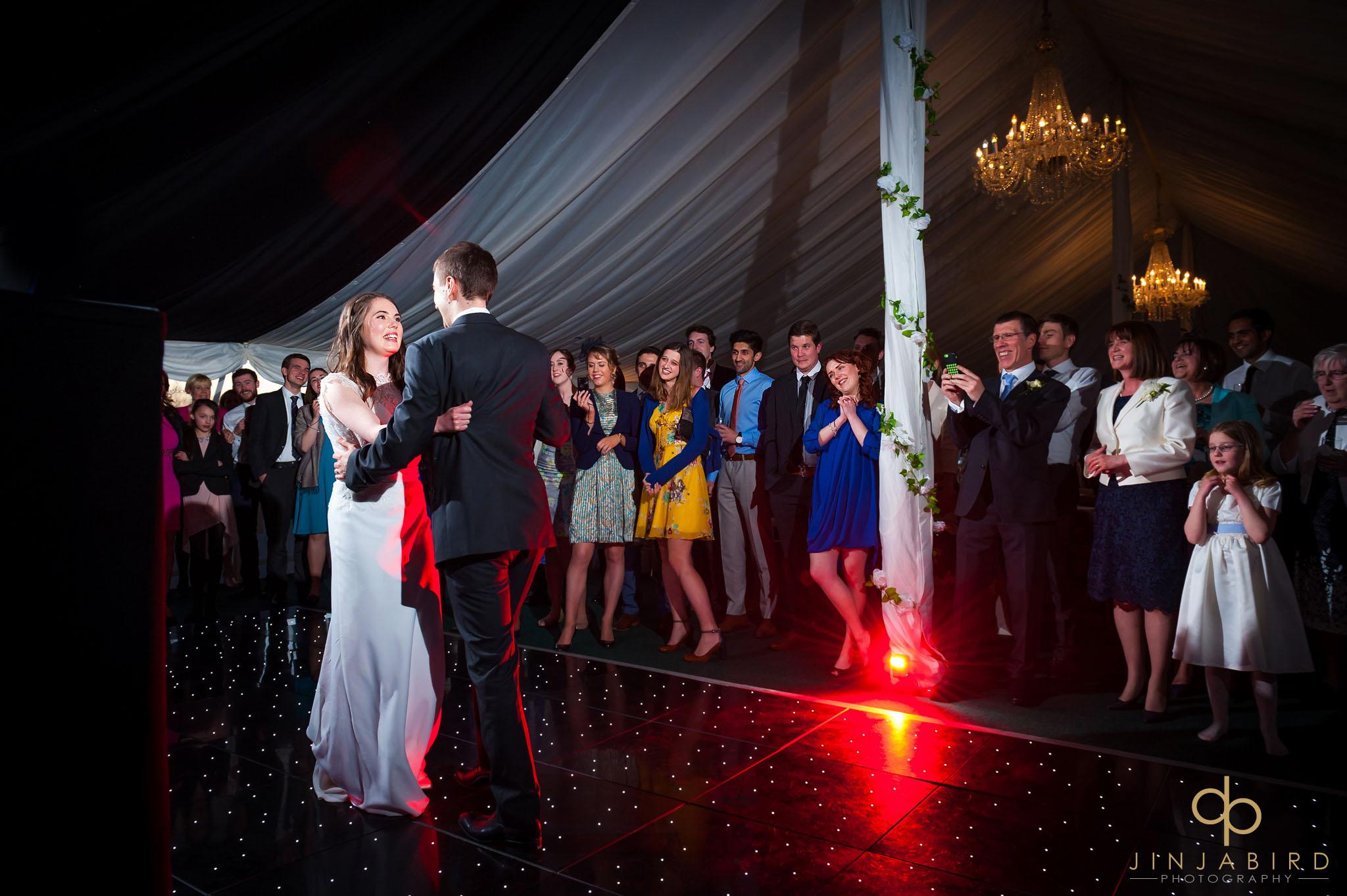 rectory farm first wedding dance