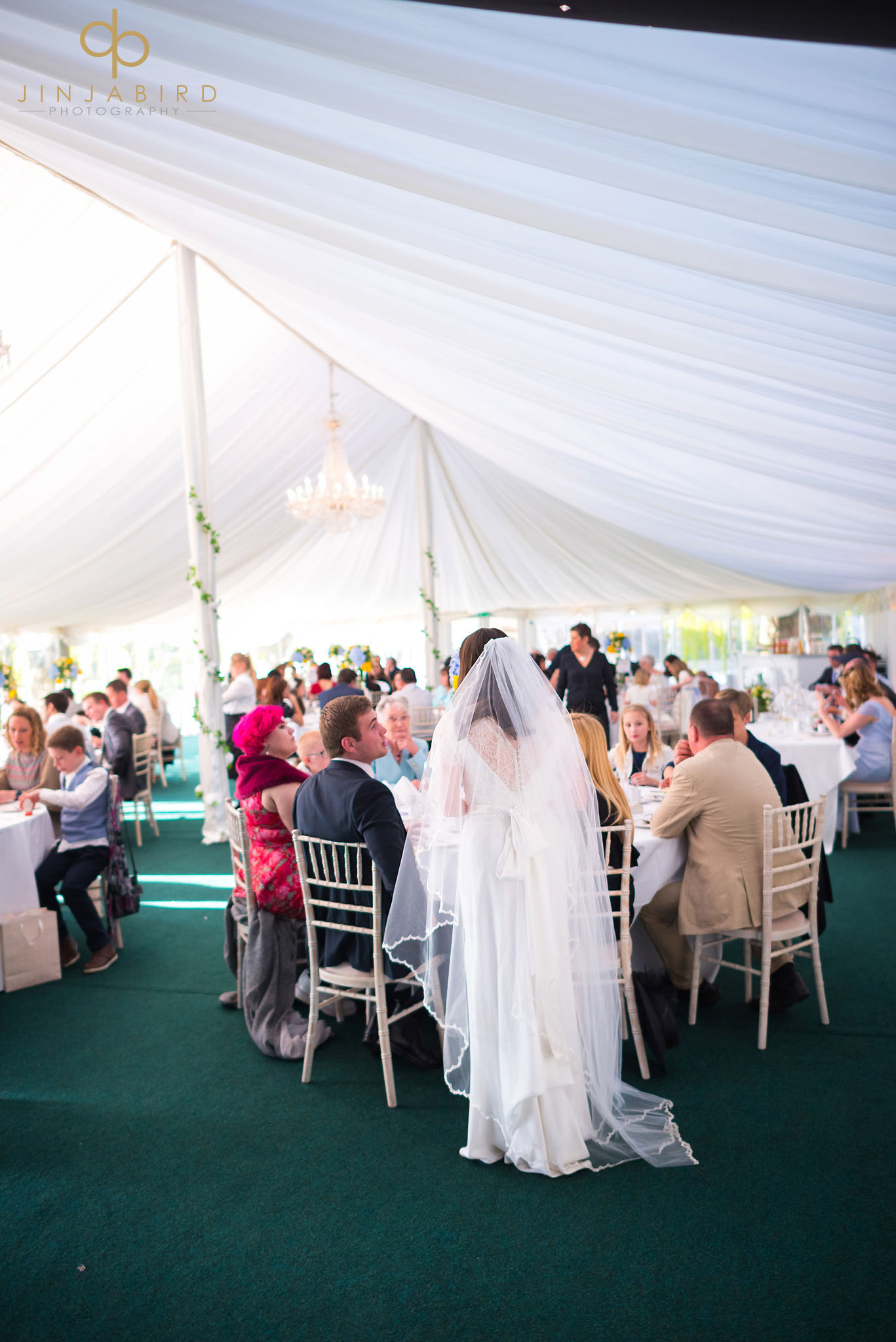rectory farm wedding photo