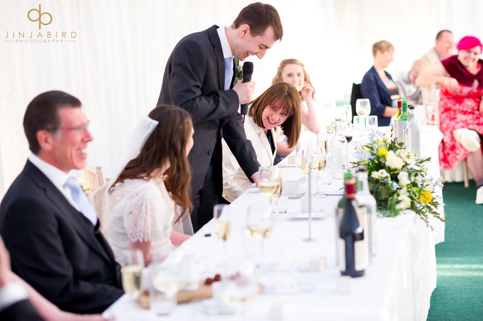 rectory farm wedding photos