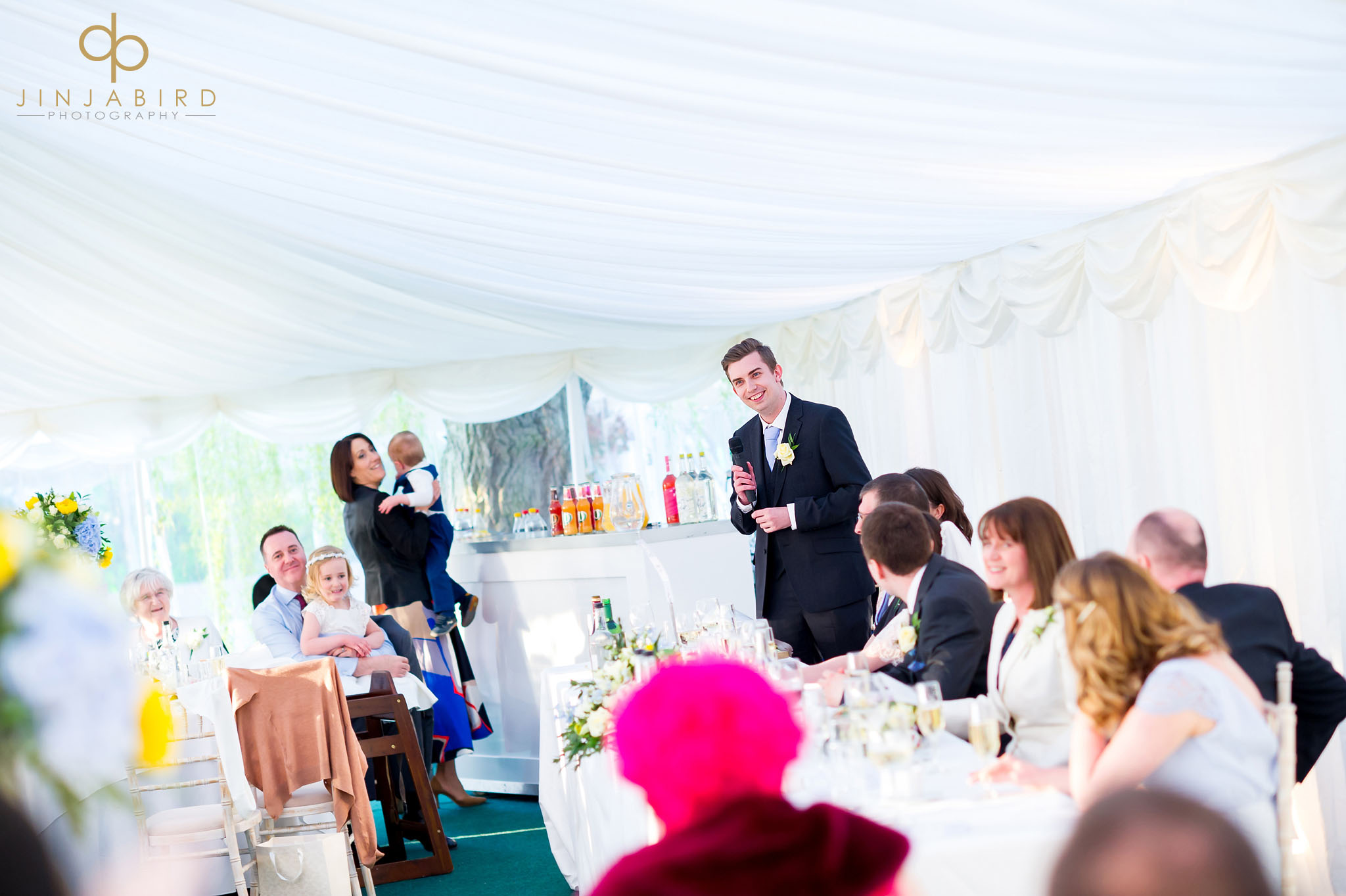rectory farm wedding speech