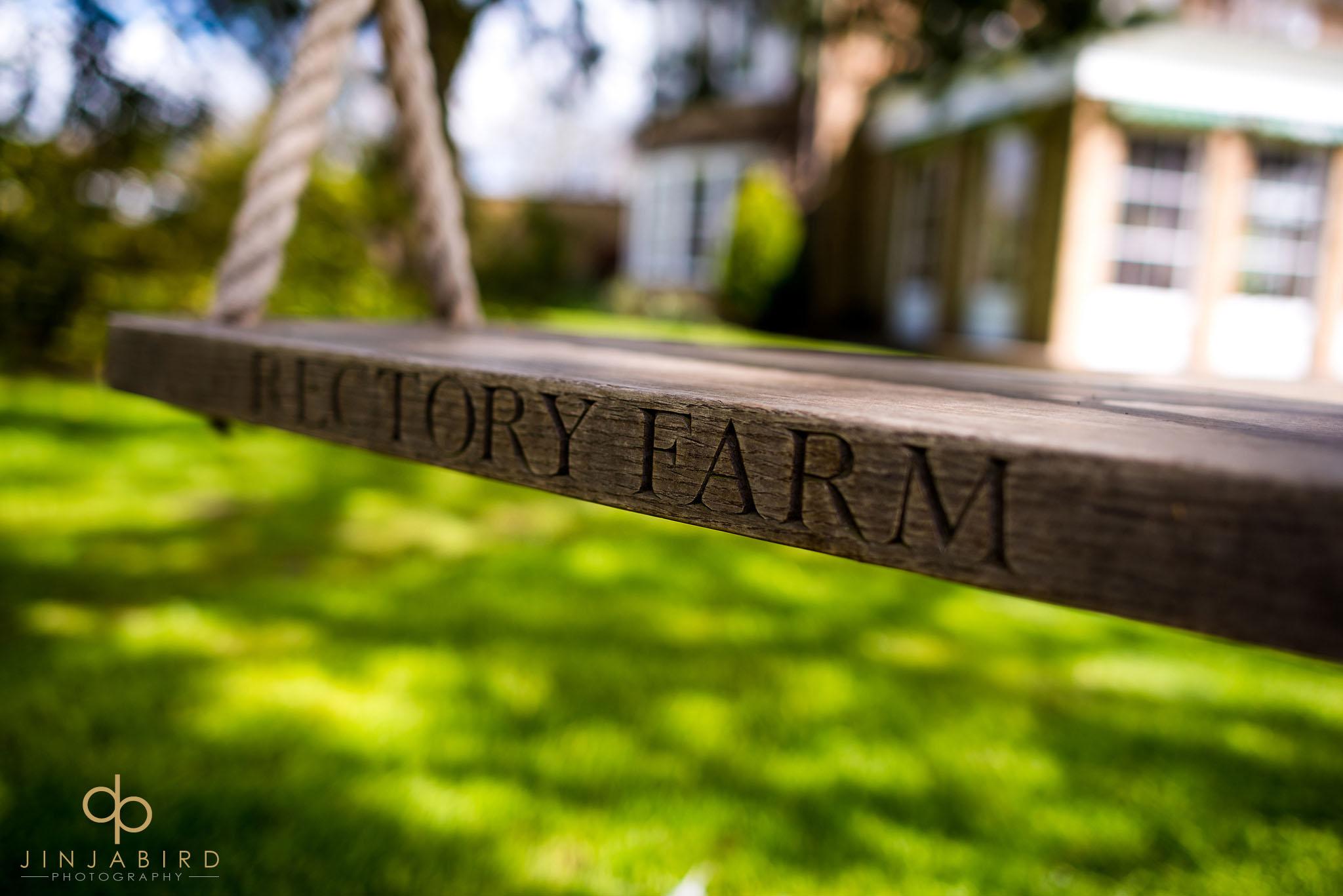 rectory farm wedding venue