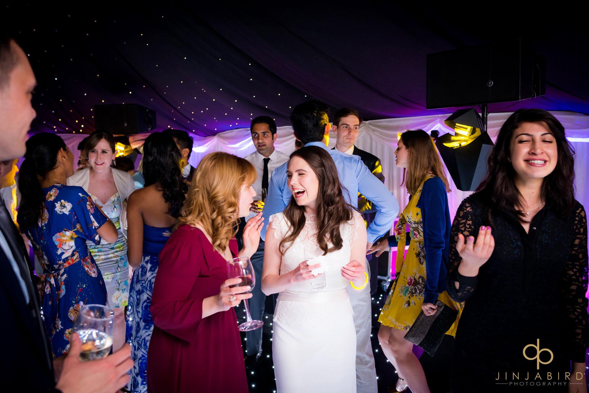 wedding dancing rectory farm cambridge