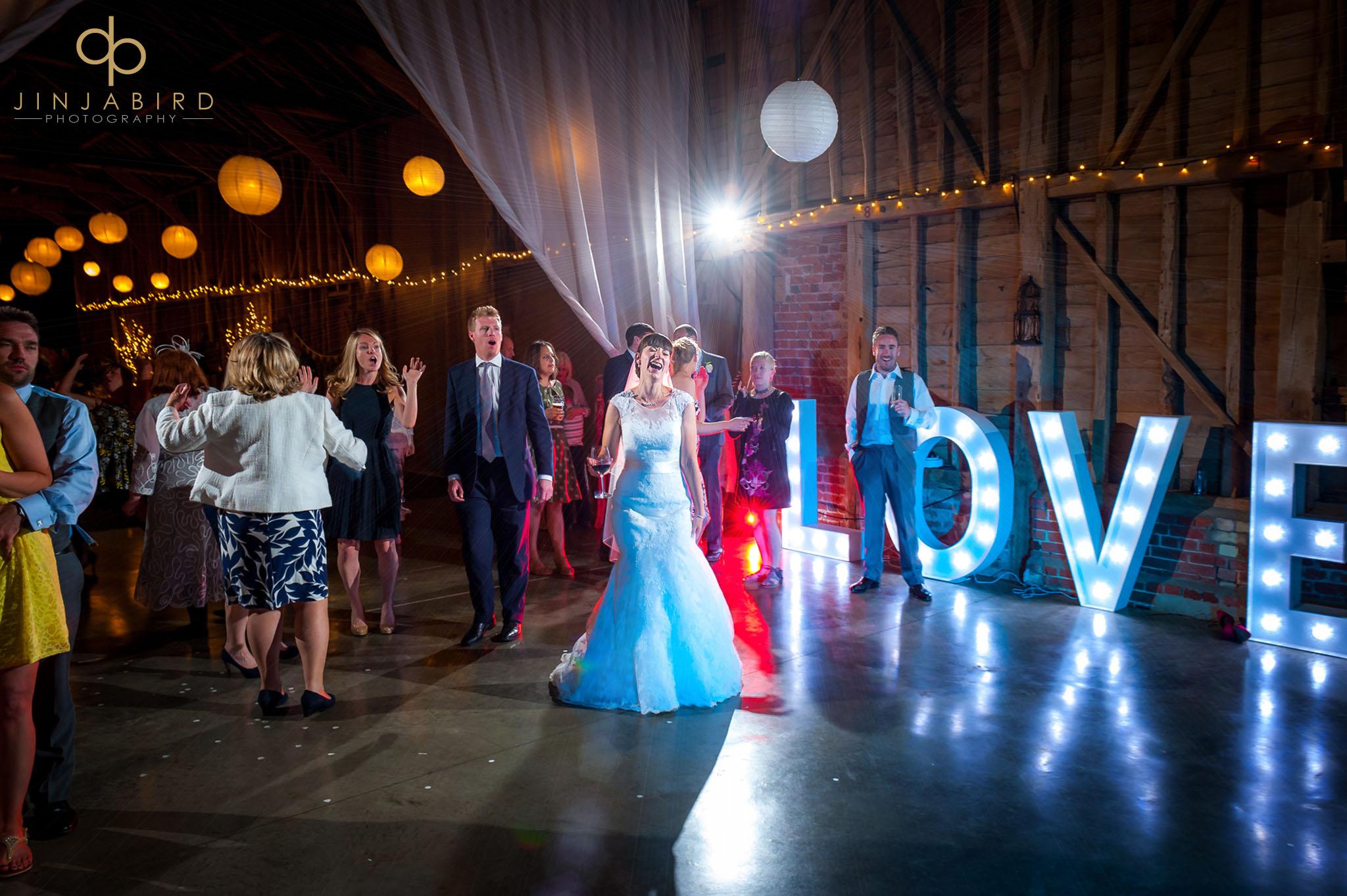 bride dancing childerley hall