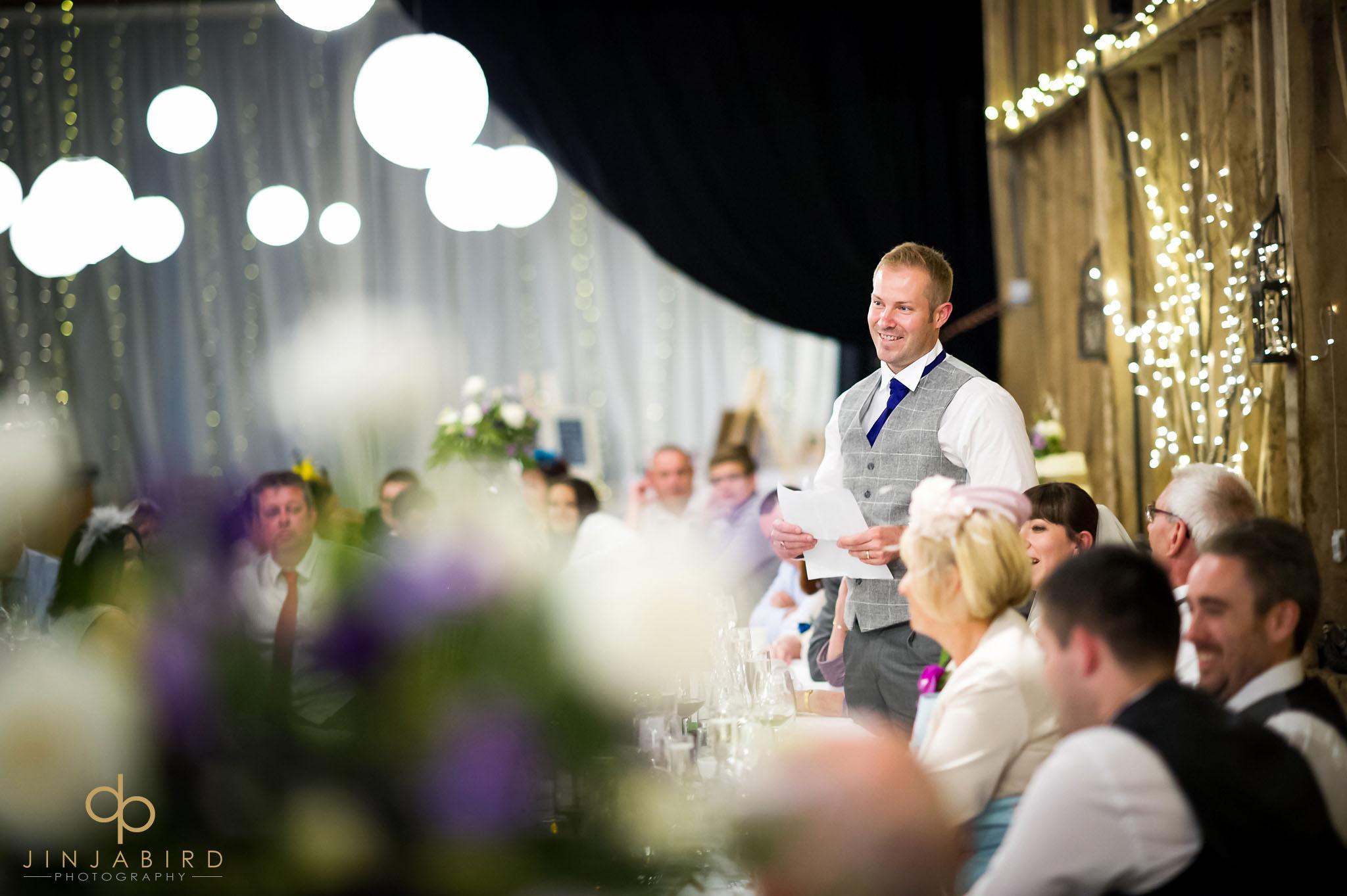 childerley hall grooms speech