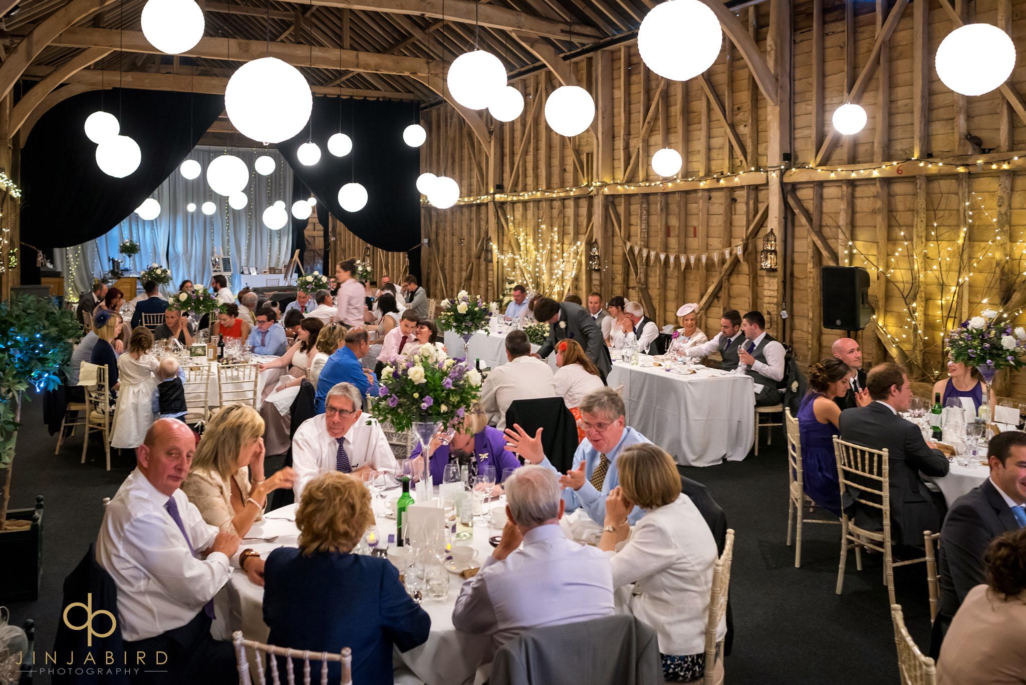 childerley hall wedding breakfast