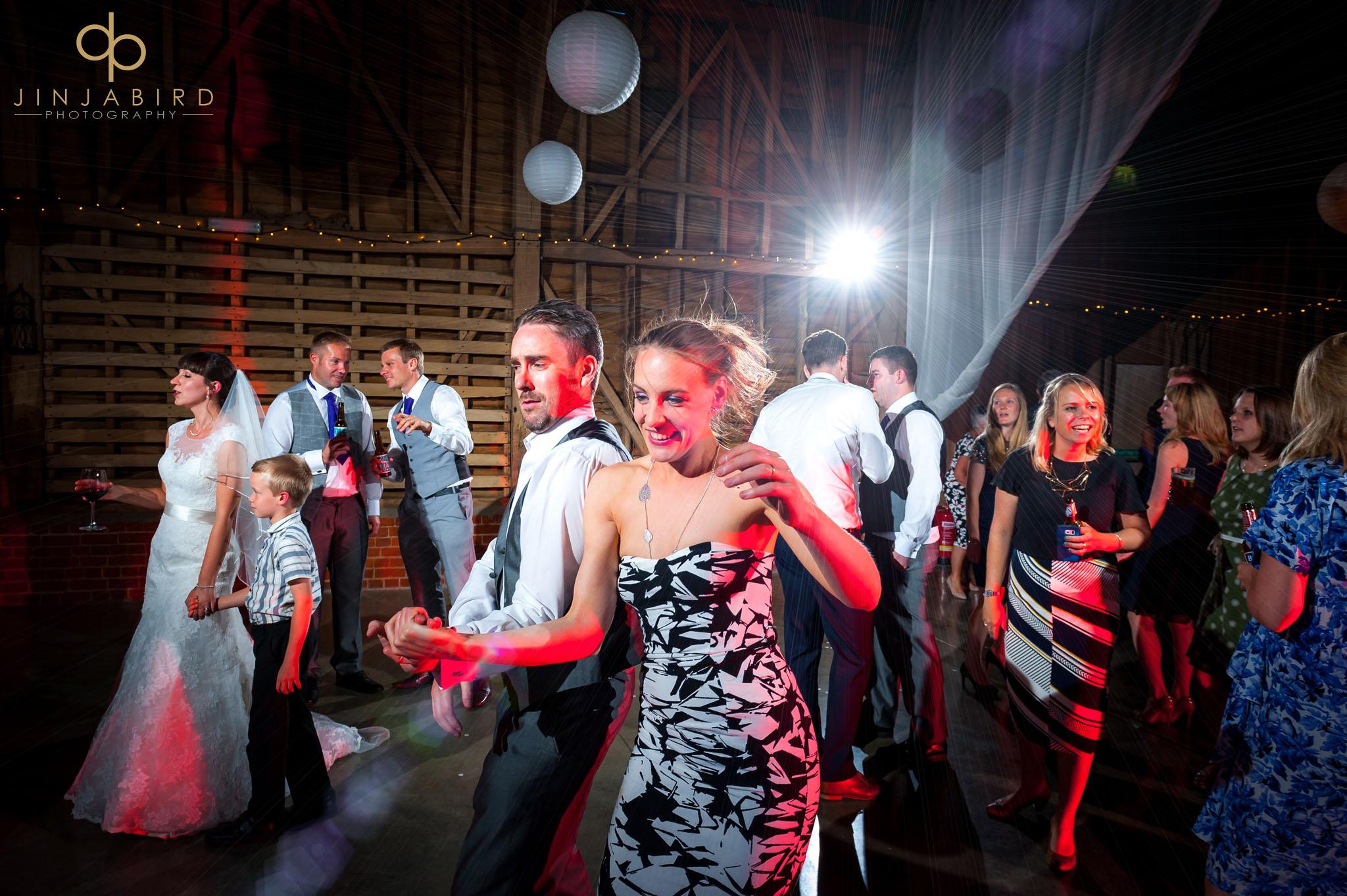 childerley hall wedding disco