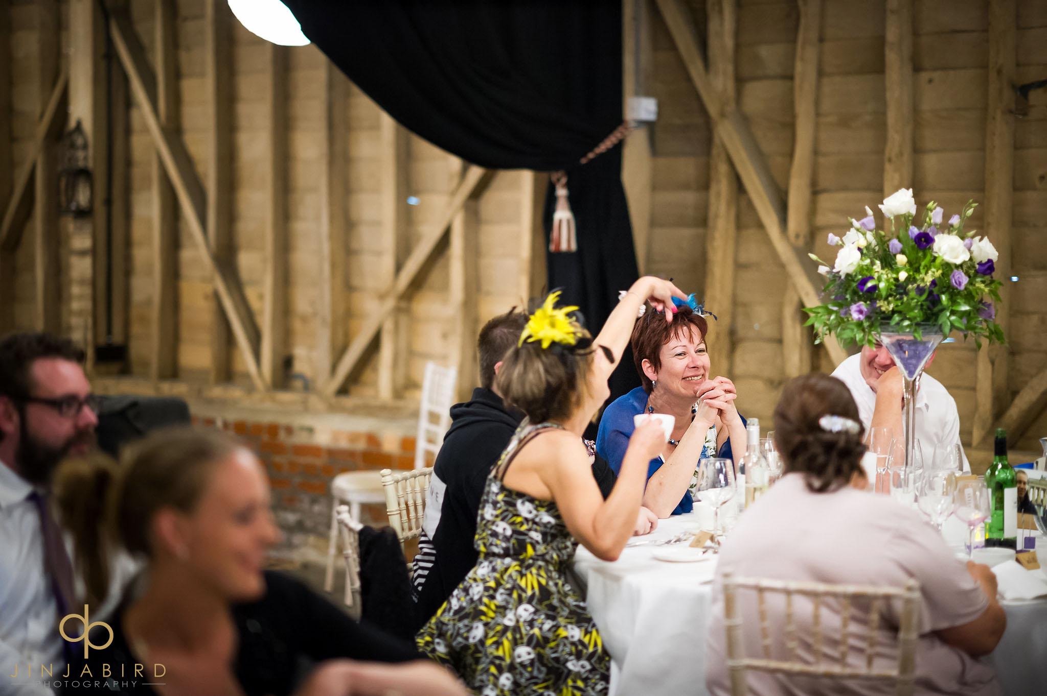 childerley hall wedding guest