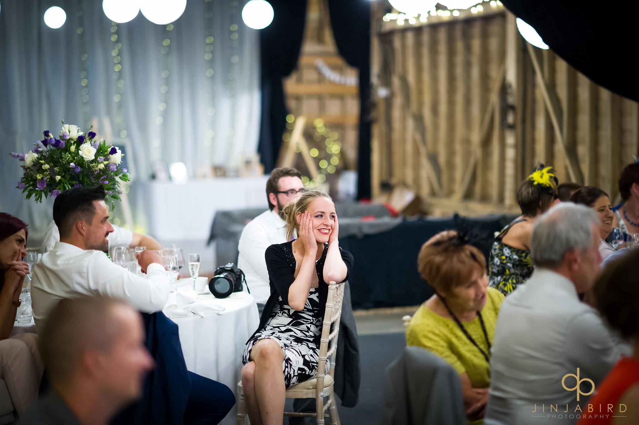 childerley hall wedding guests