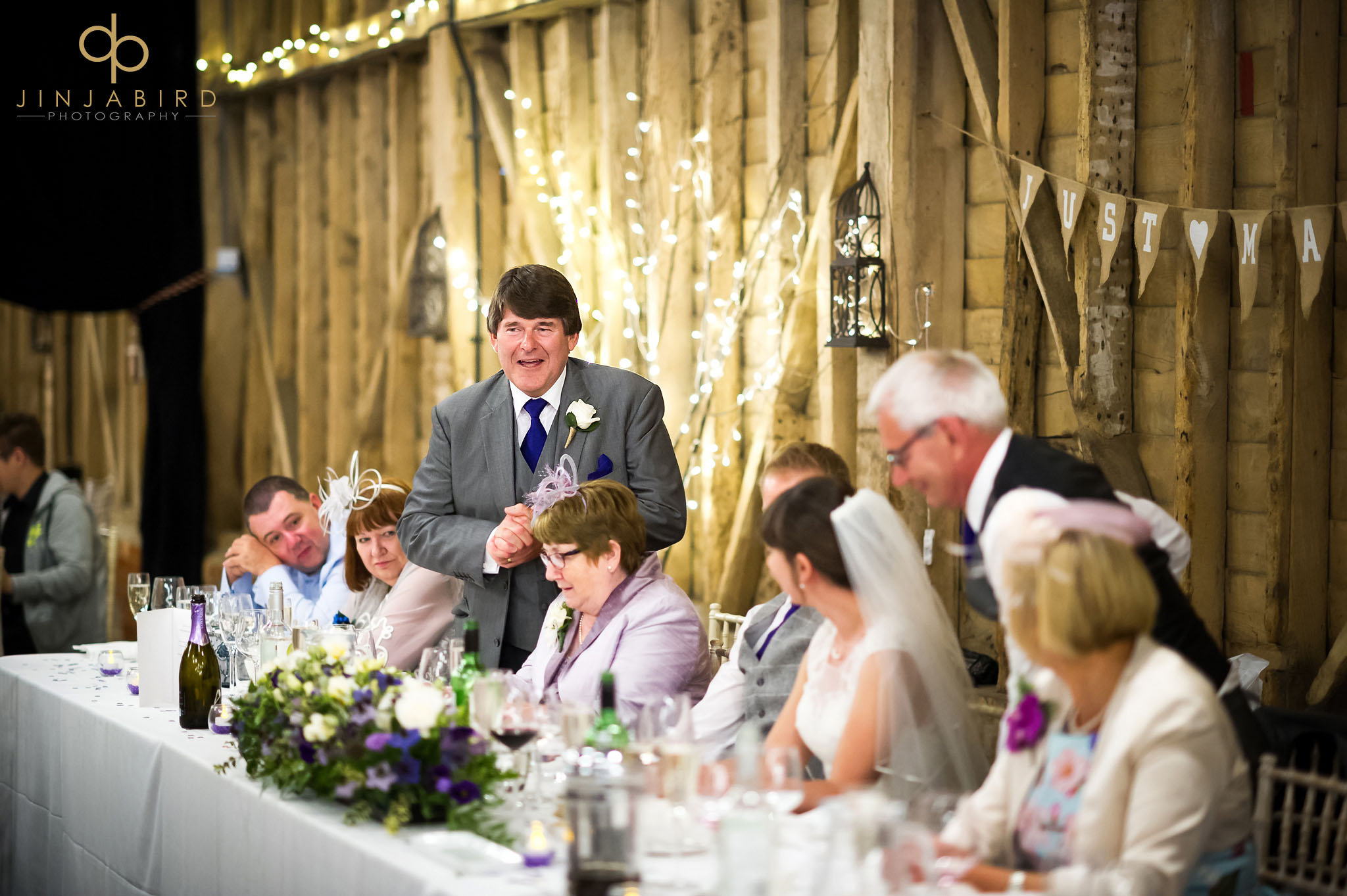childerley hall wedding speech