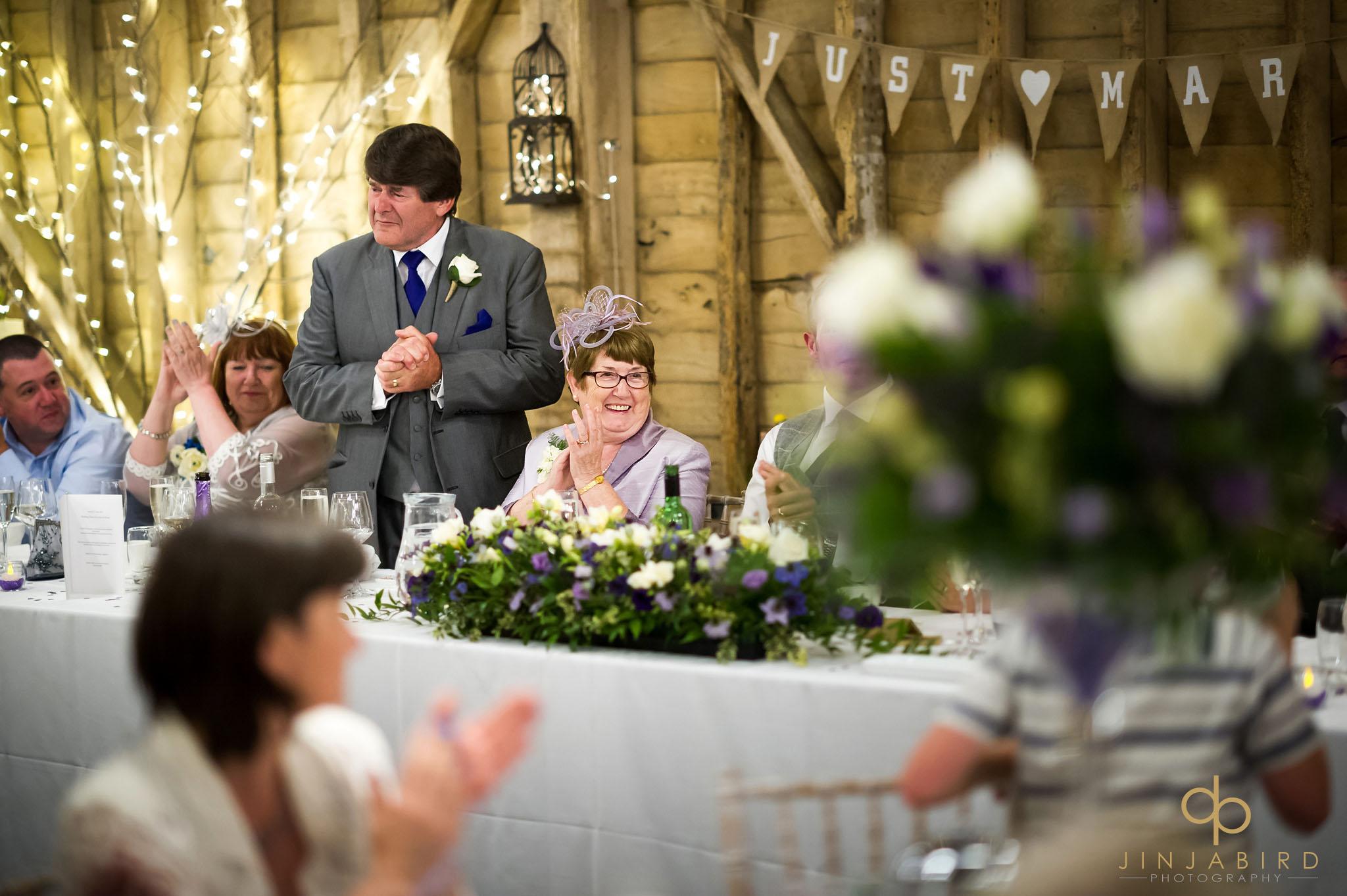 childerley hall wedding speeches