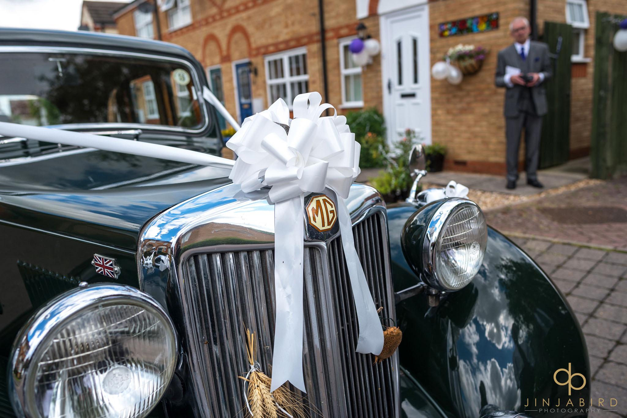 wedding cars cambridge