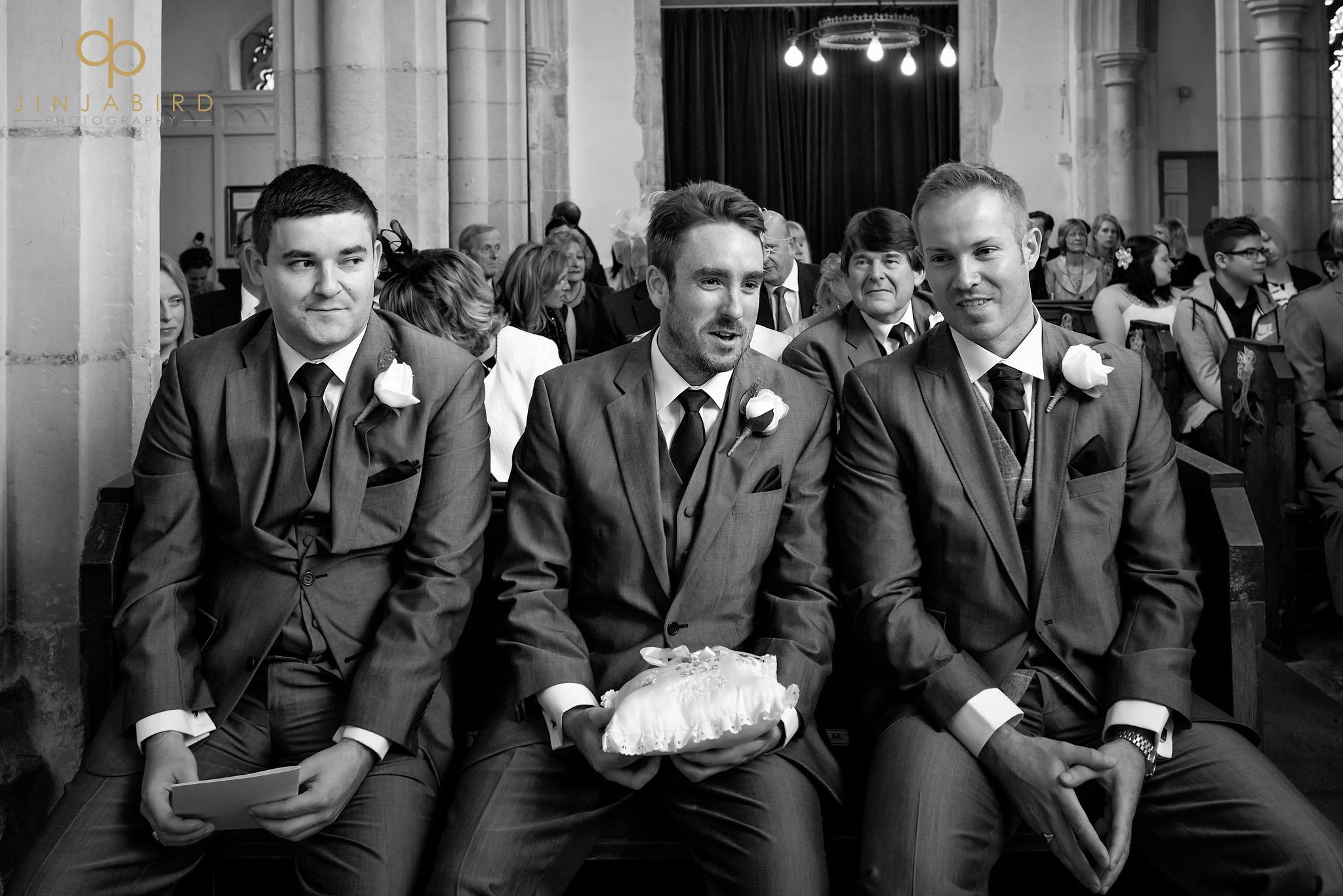 wedding photographer st-mary magdalene church hilton