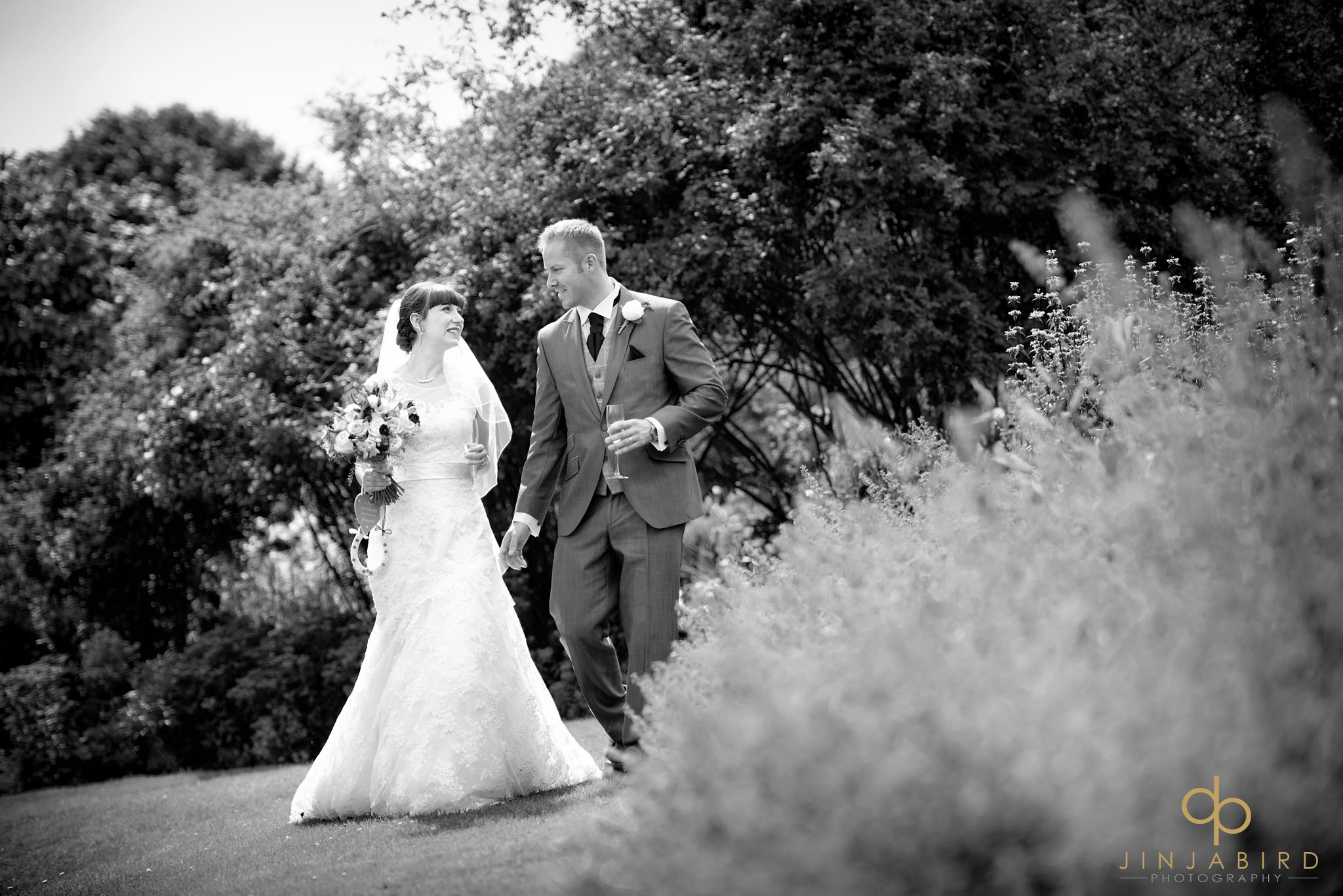 Wedding photographer Childerley Hall