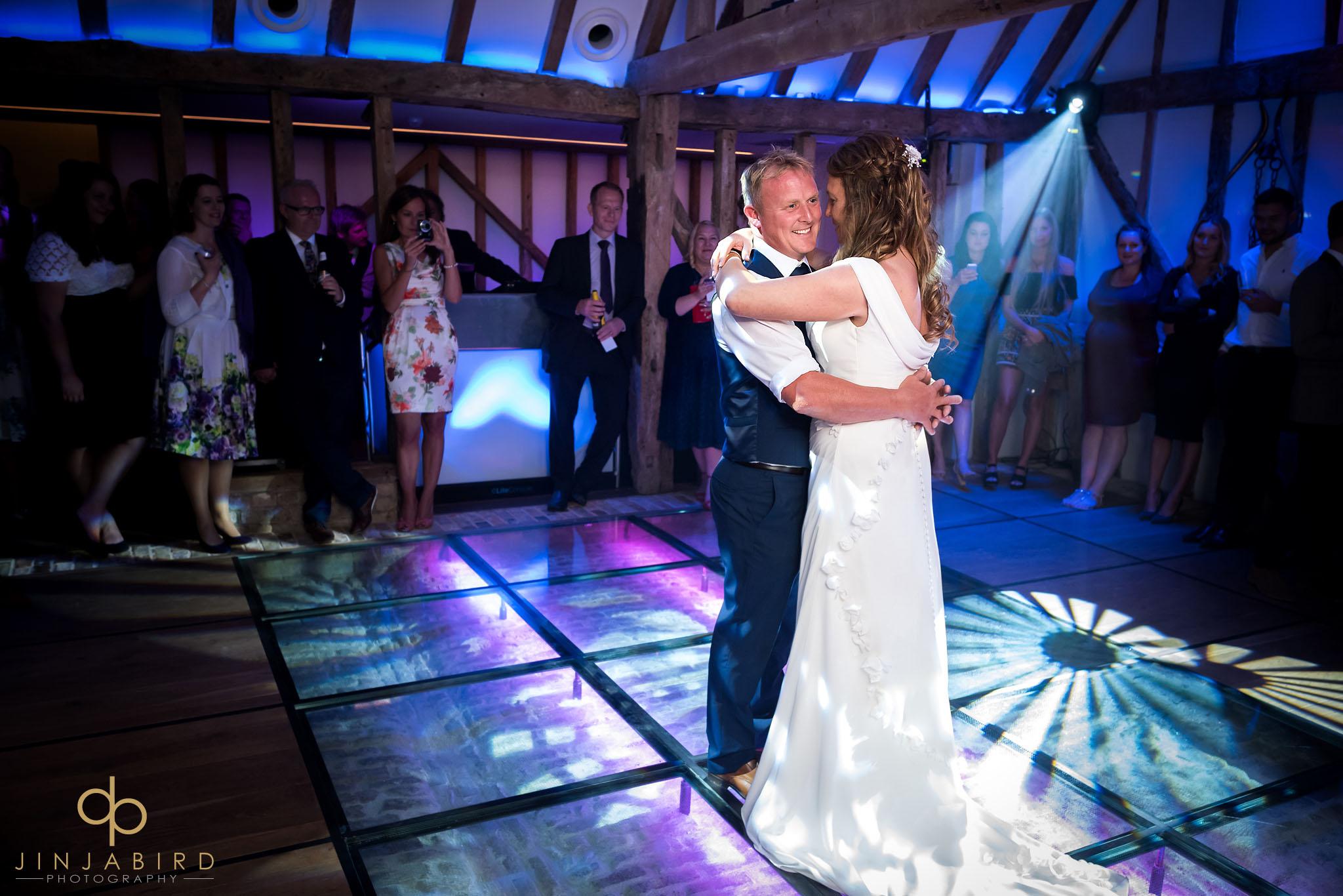 first wedding dance south farm