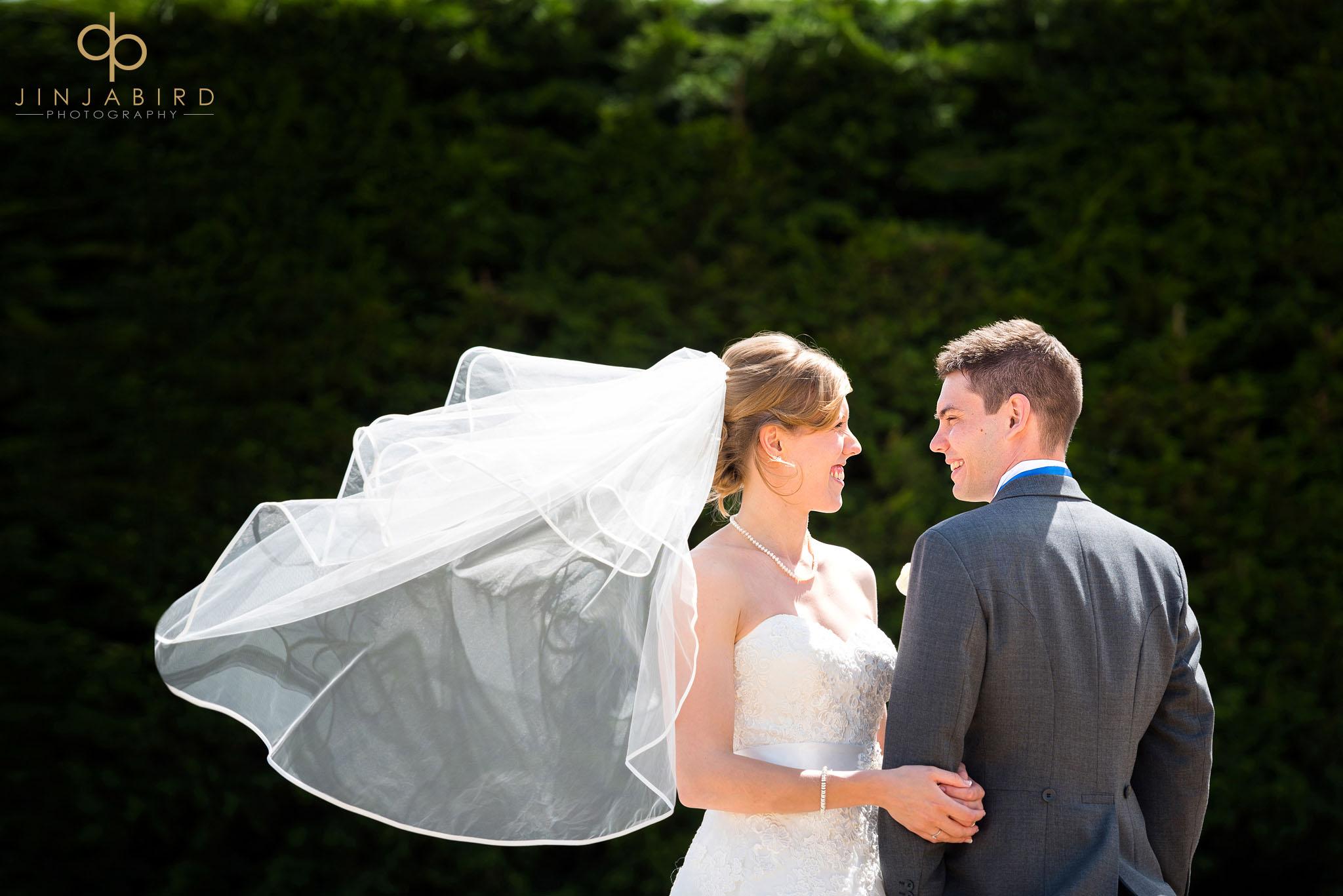 Summer wedding photography Bassmead Manor