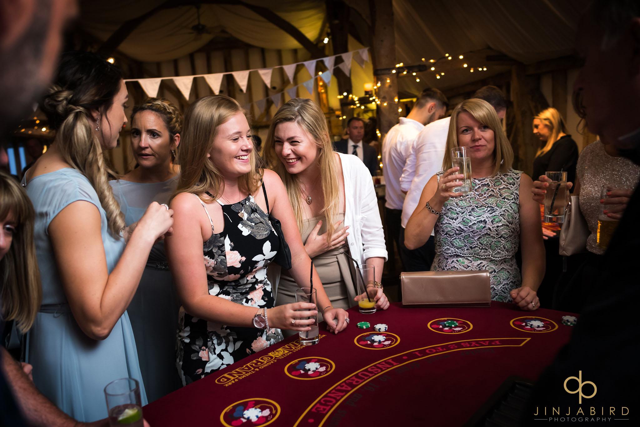 wedding casino south farm