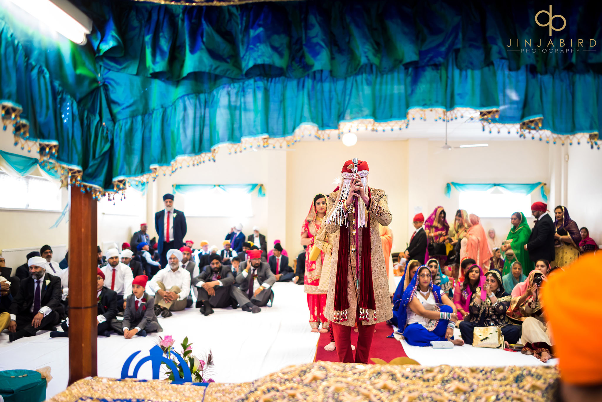 gurdwara sikh wedding photos bedford