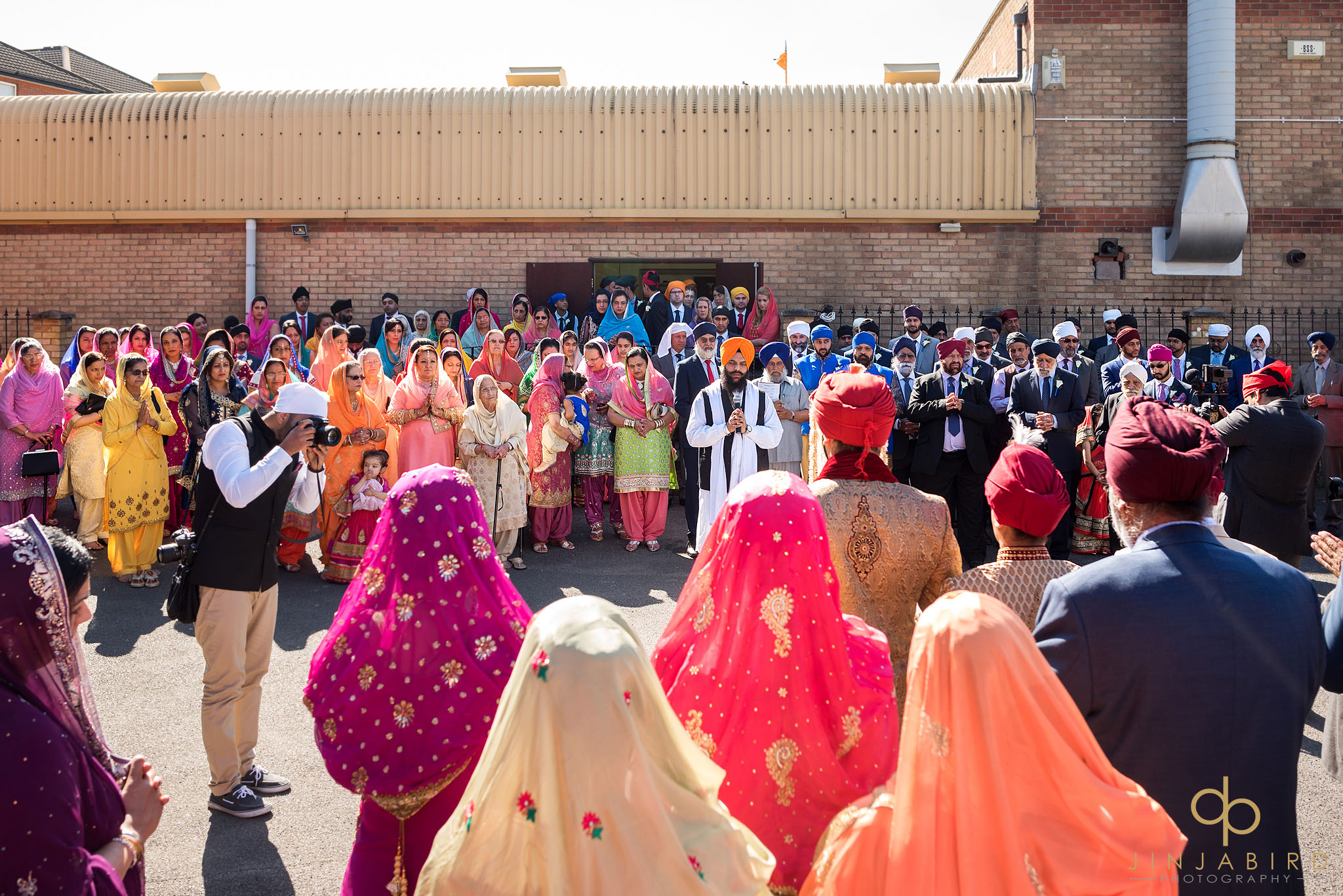 gurdwara wedding bedford