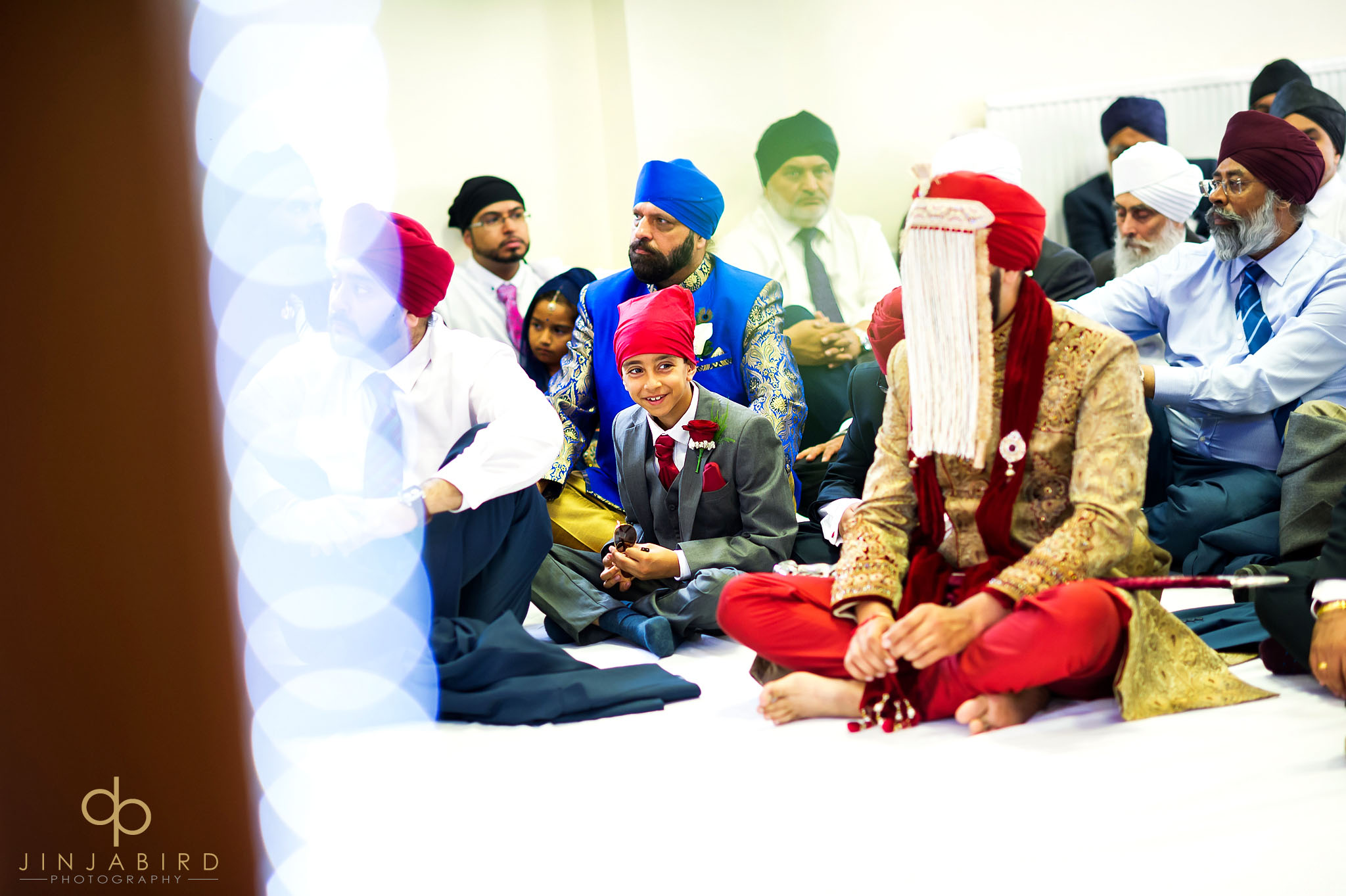 gurdwara wedding photo bedford