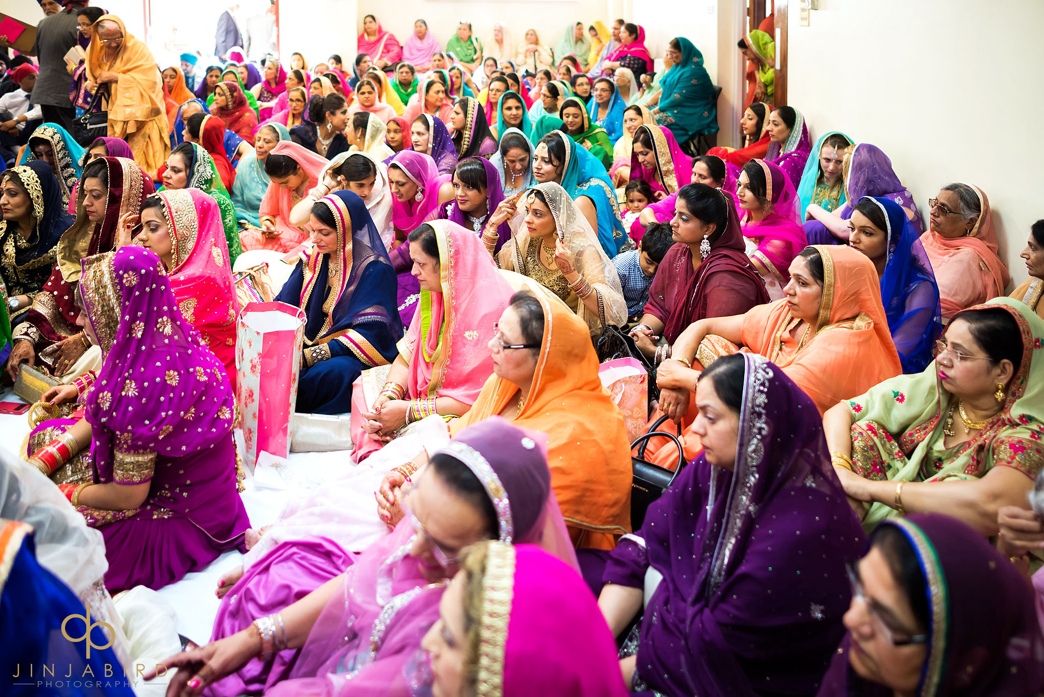 gurdwara wedding photographs bedford