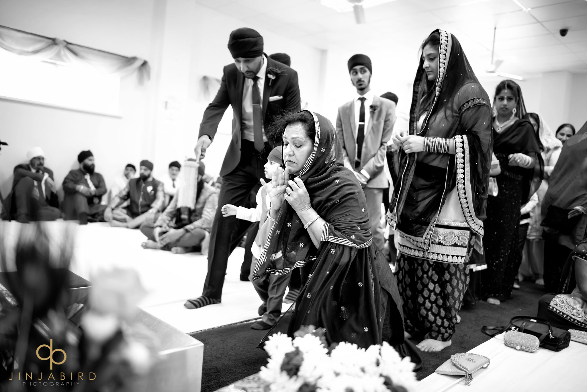 gurdwara wedding photography bedford