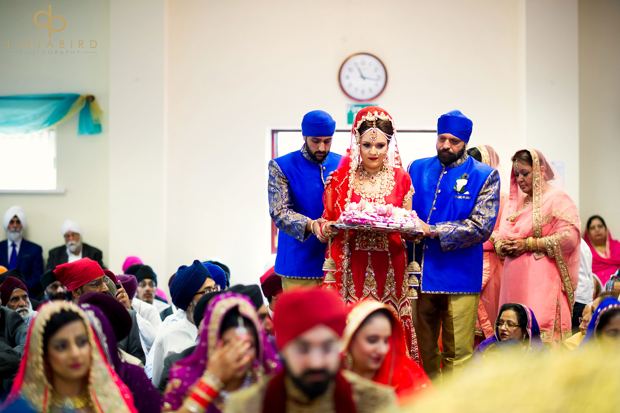 gurdwara wedding photos bedford
