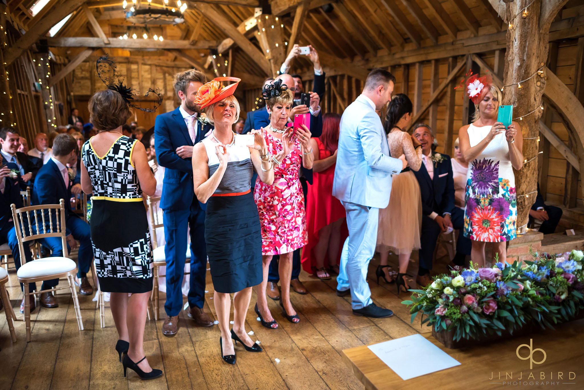 just married rickety barn bassmead