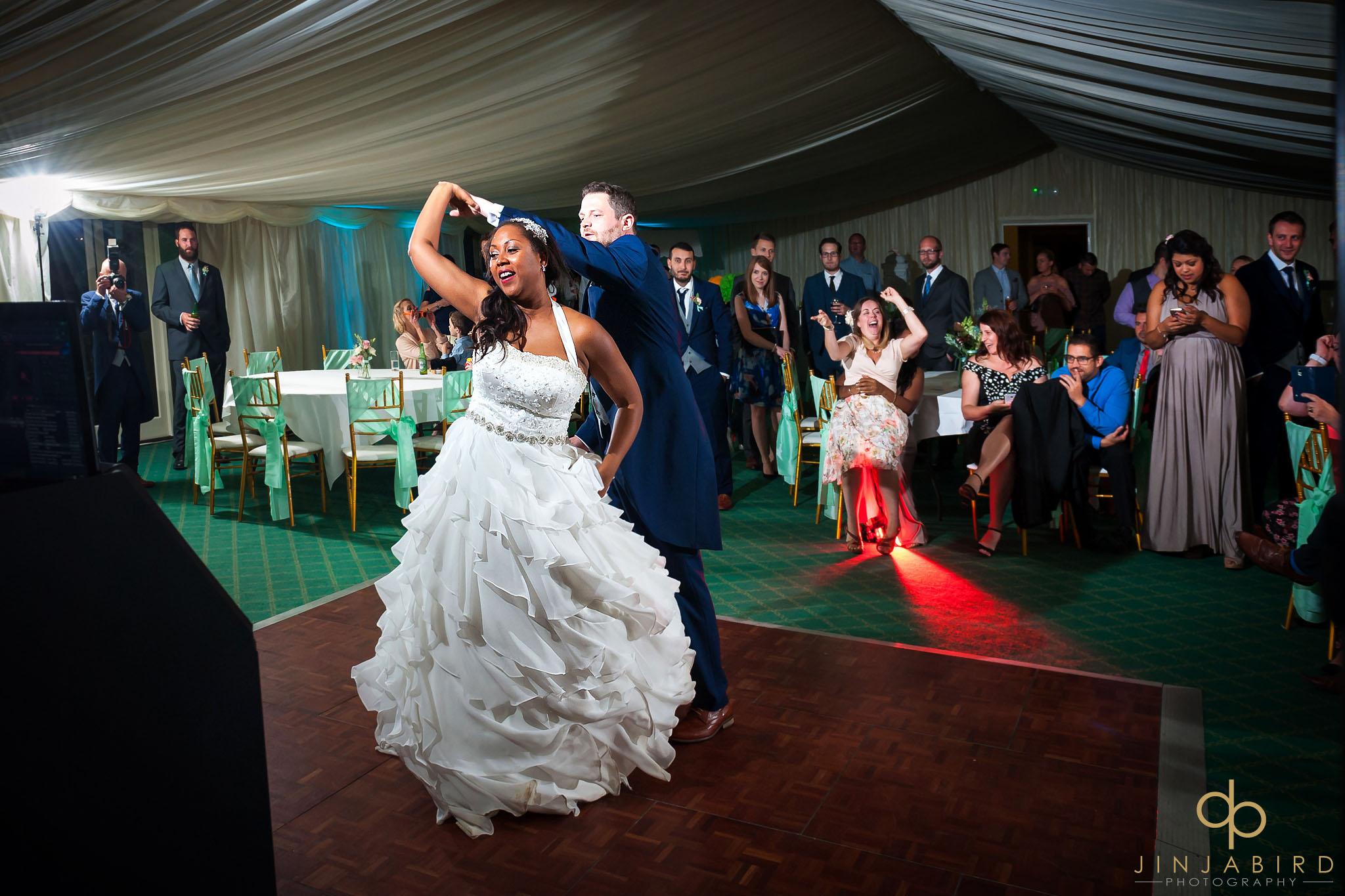 bride-dancing-with-groom-highgate-house