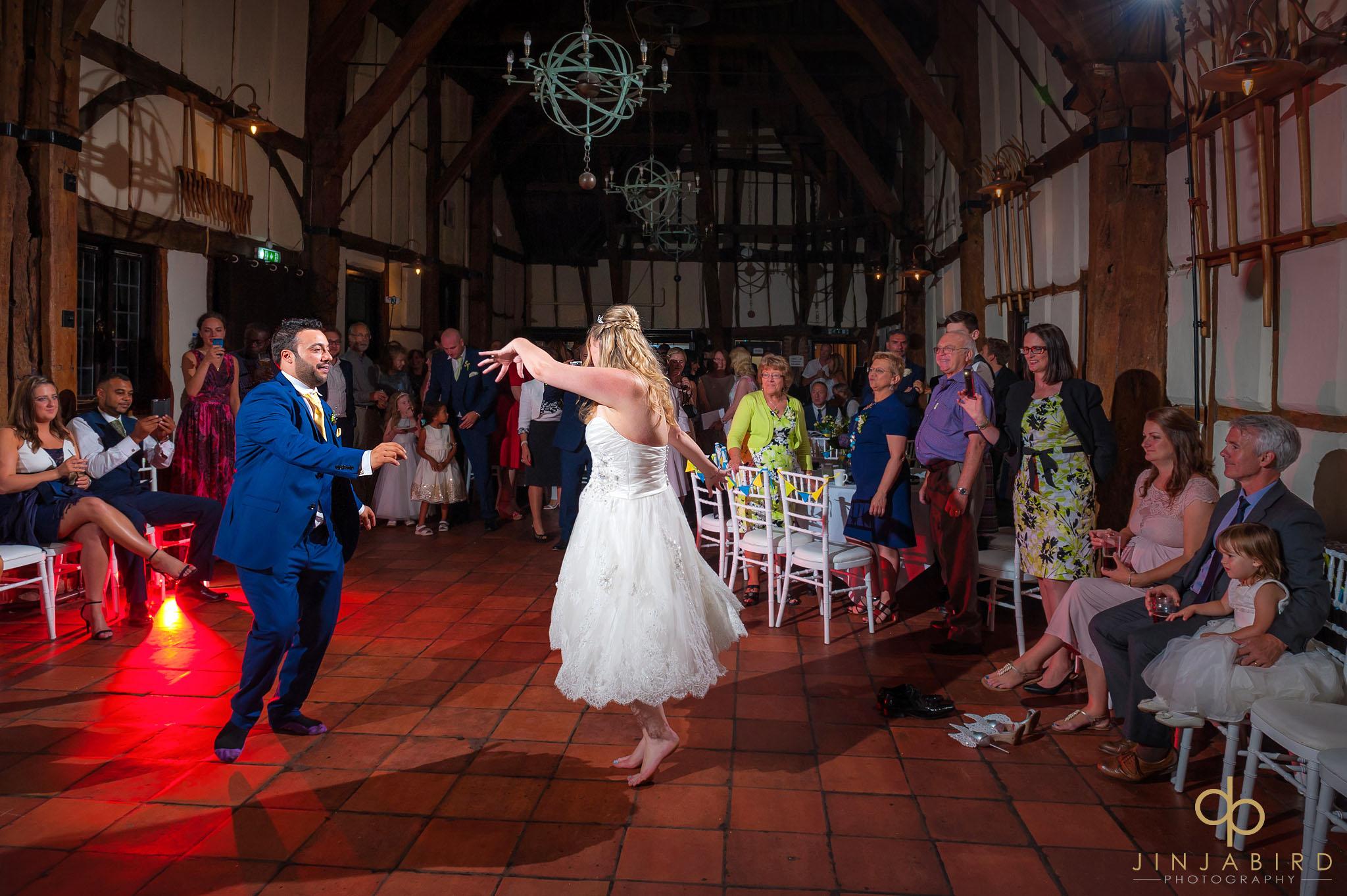 bride-wtih-groom-first-dance