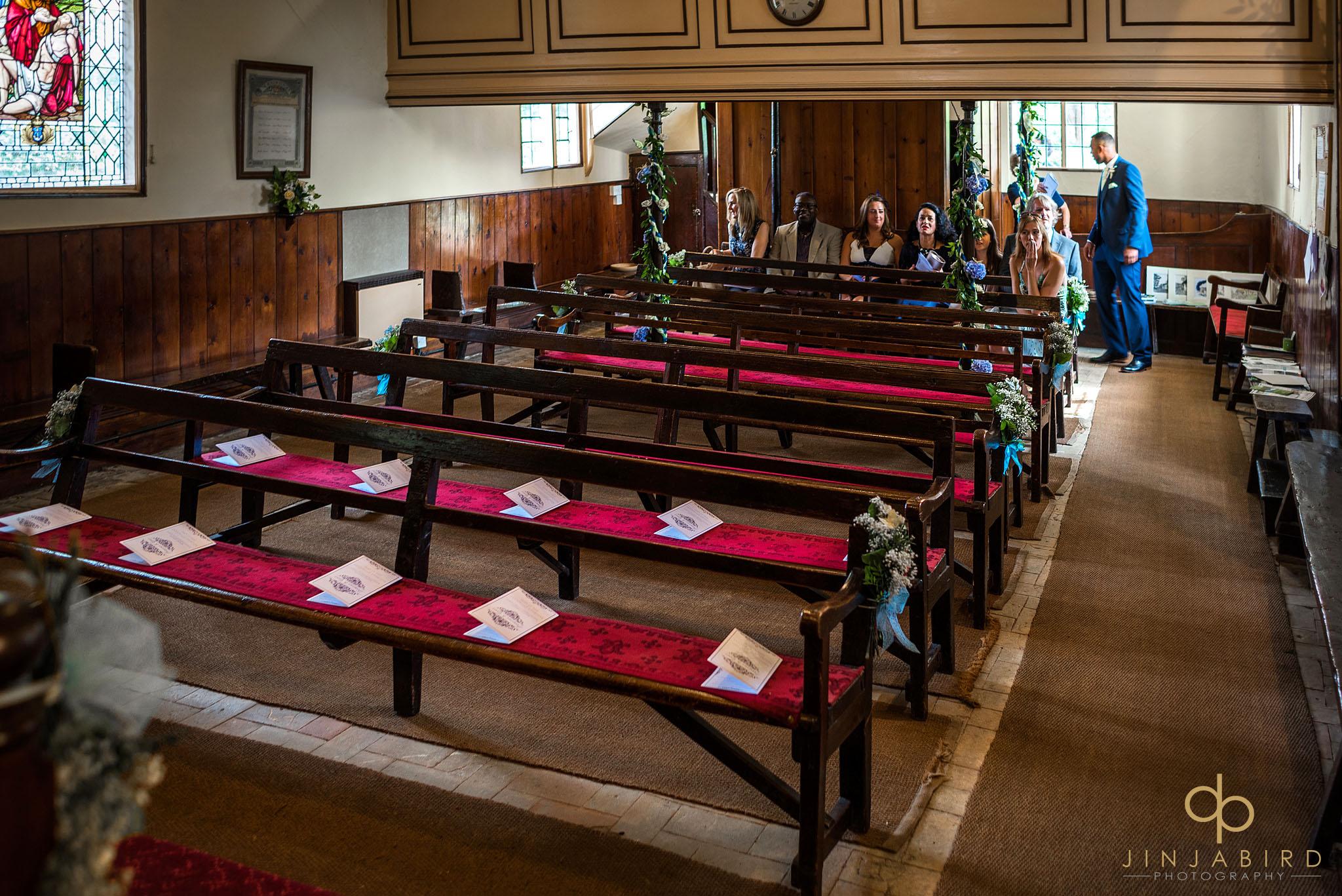 congregational-church-roxton-ready-for-wedding