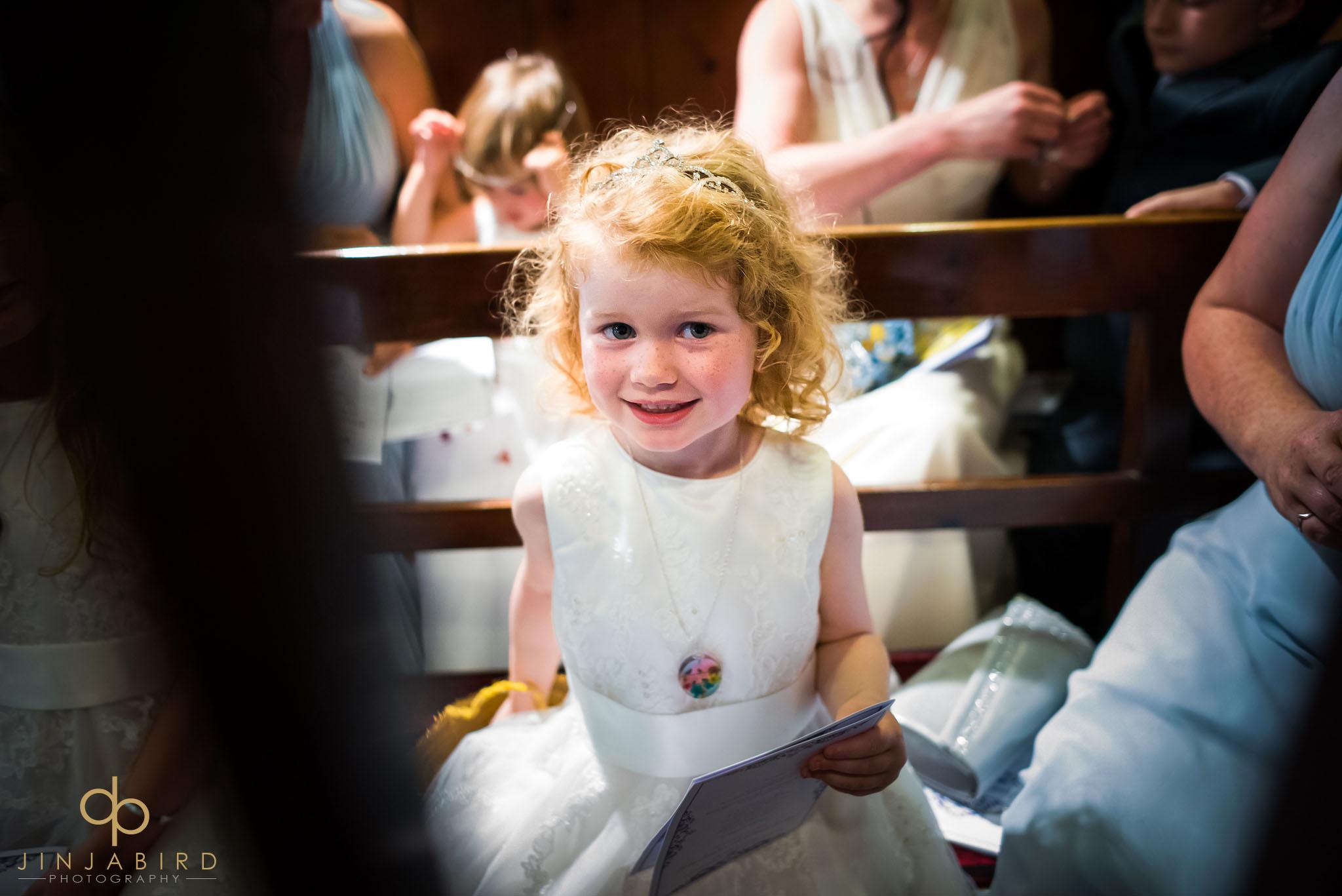 flower-girl-congregational-church-roxton