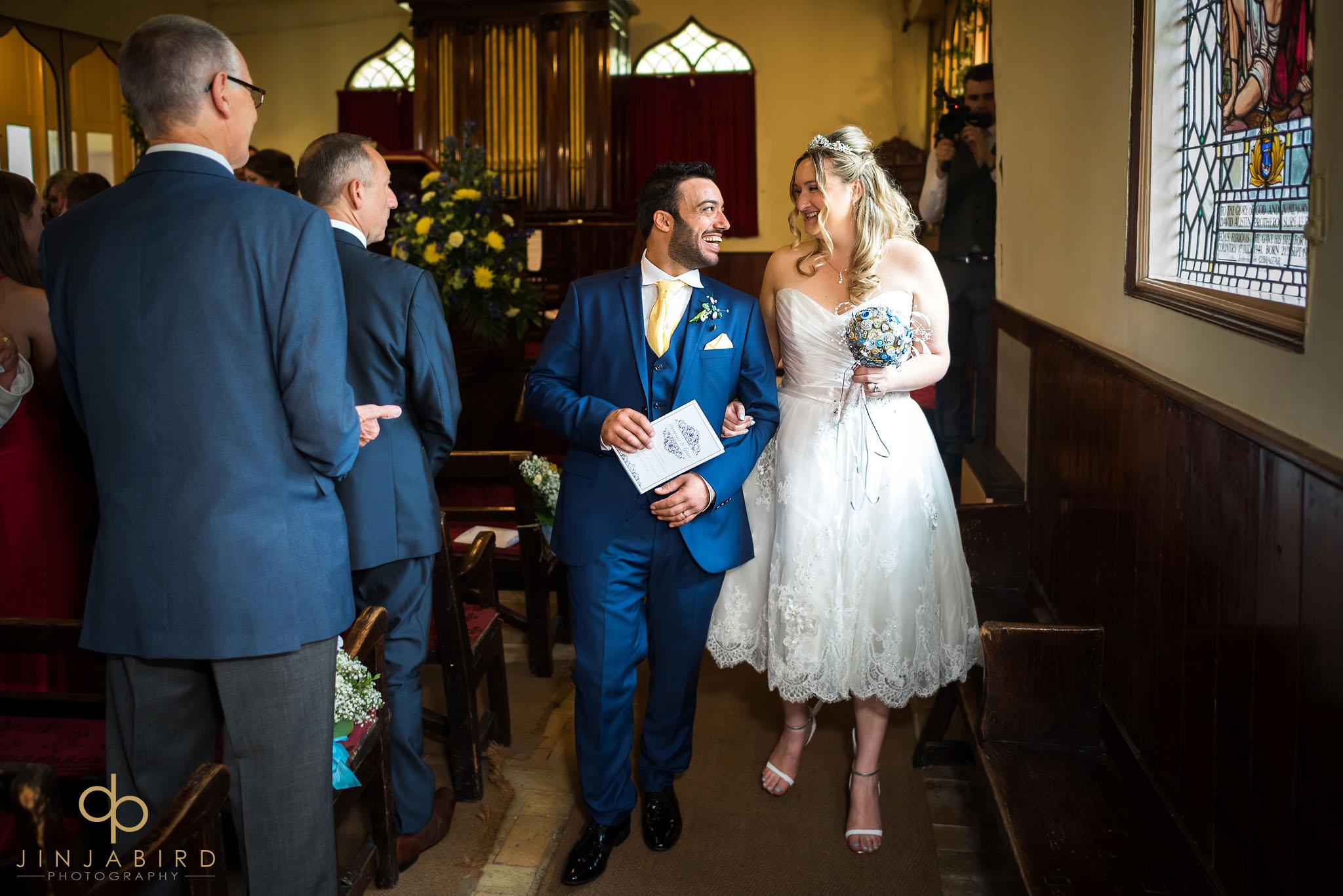 just-married-congregational-church-roxton