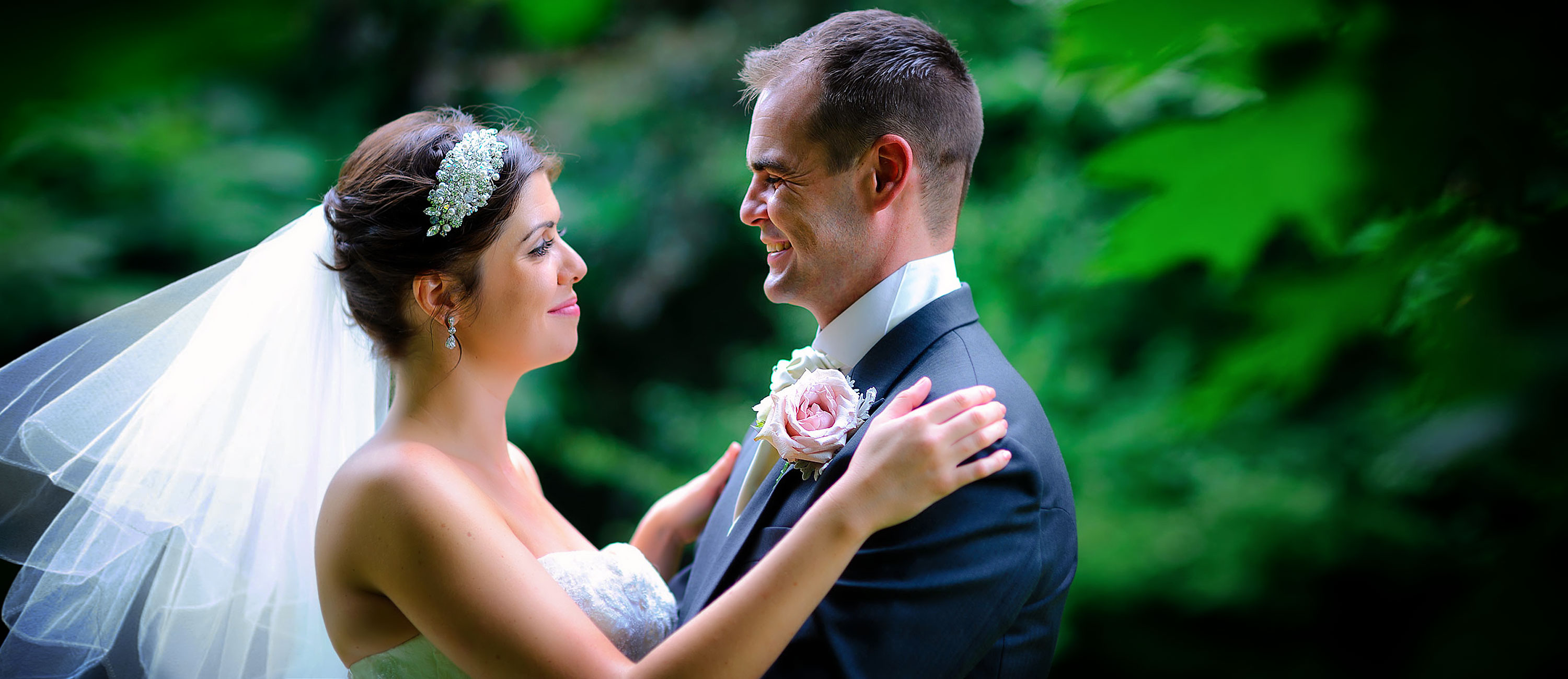 recommended wedding photographer stoke place