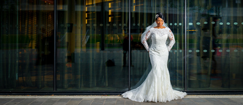recommended wedding photographer hilton hotel wembley