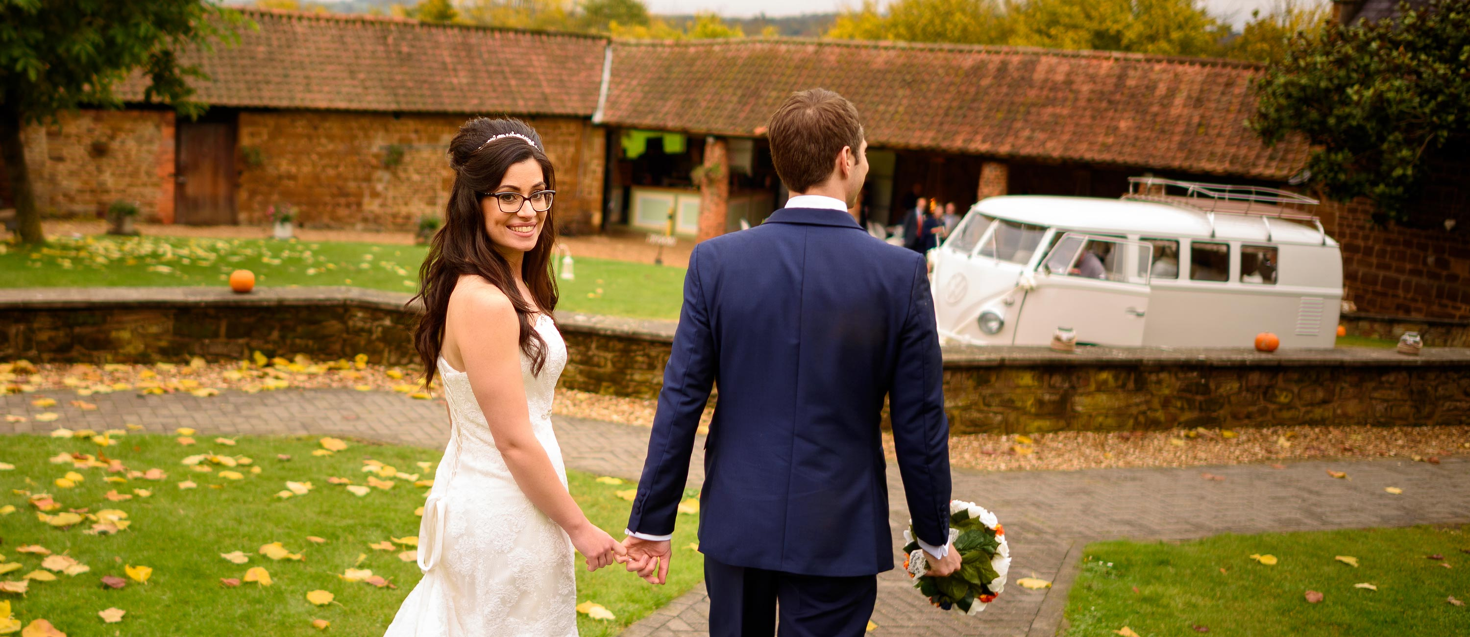 recommended wedding photographer hunsbury hill centre
