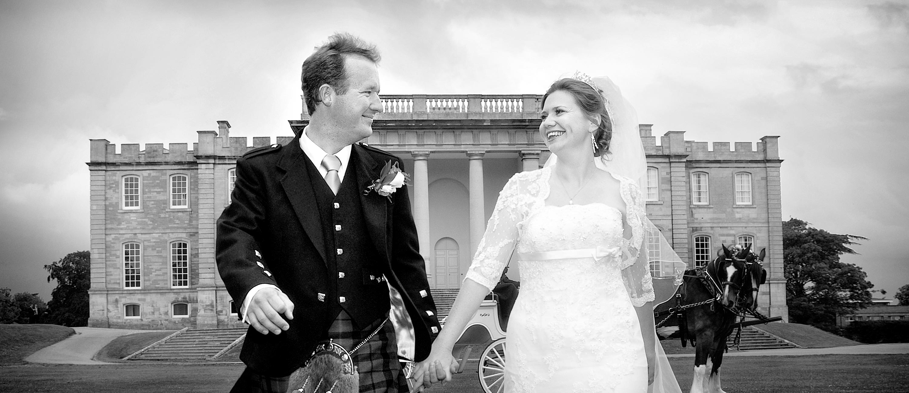 recommended wedding photographer kimbolton