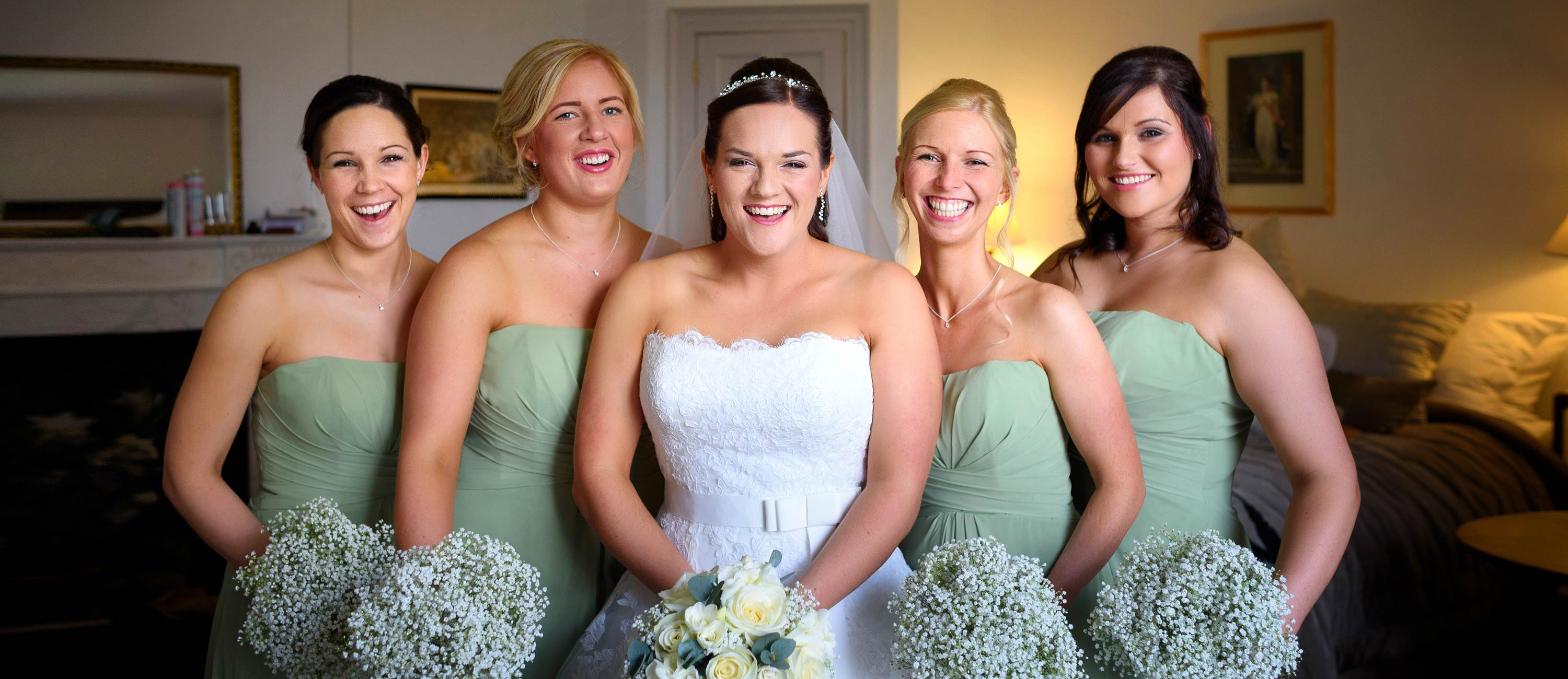 recommended wedding photographer moggerhanger park