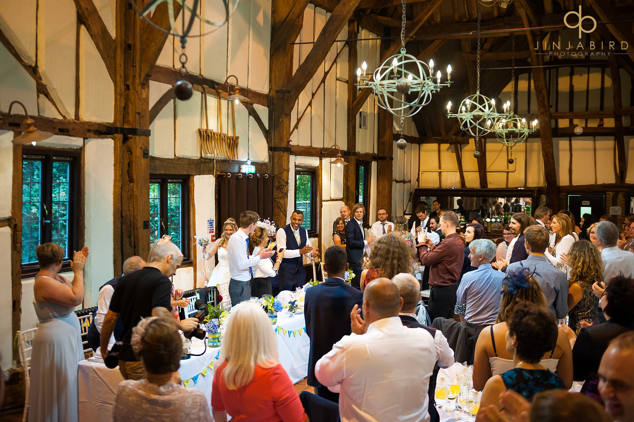 wedding-breakfast-barns-hotel-bedford