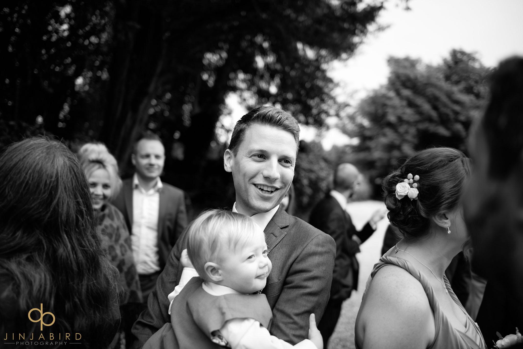 wedding-guest-in-garden-highgate-house