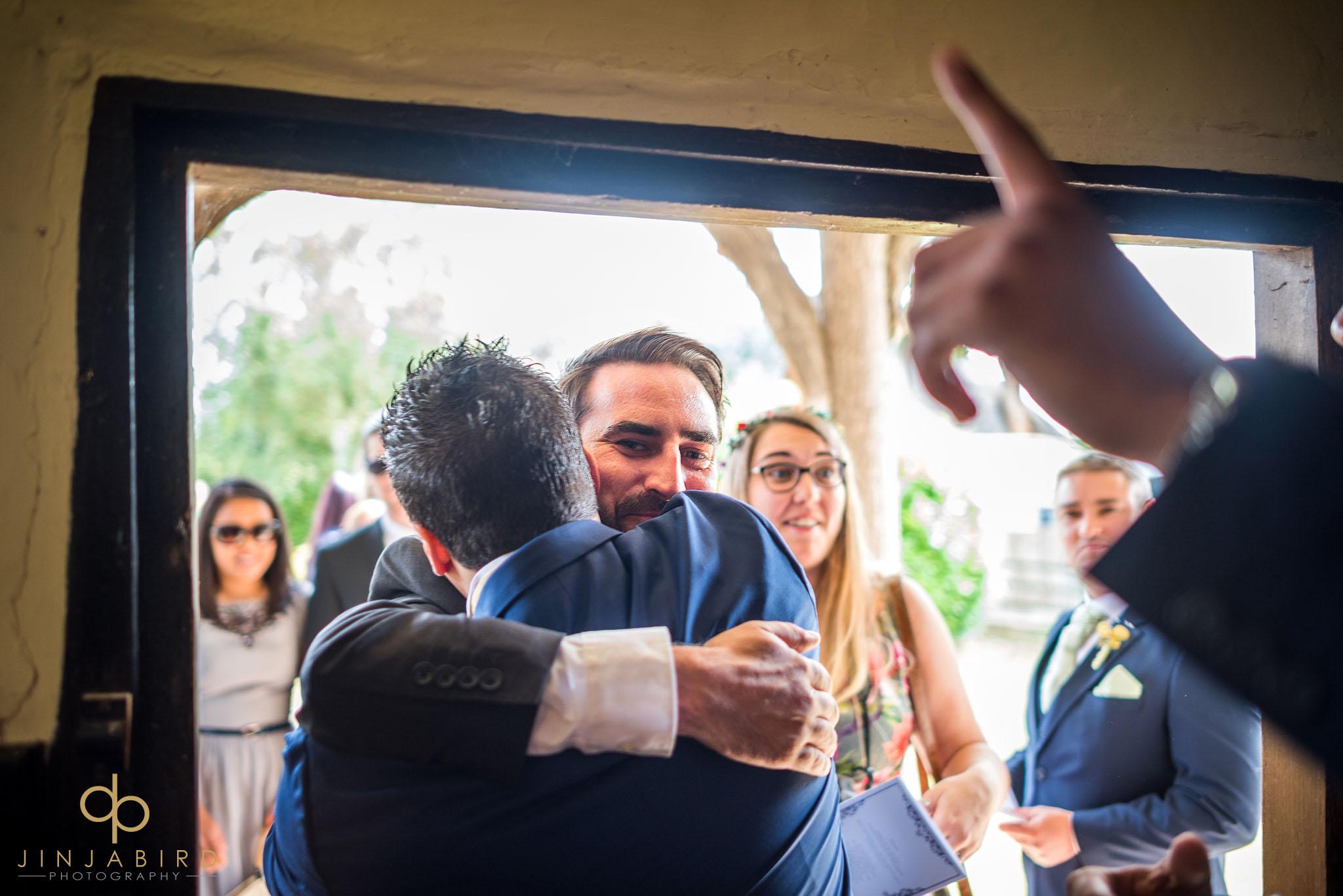 wedding-guests-congregational-church-roxton