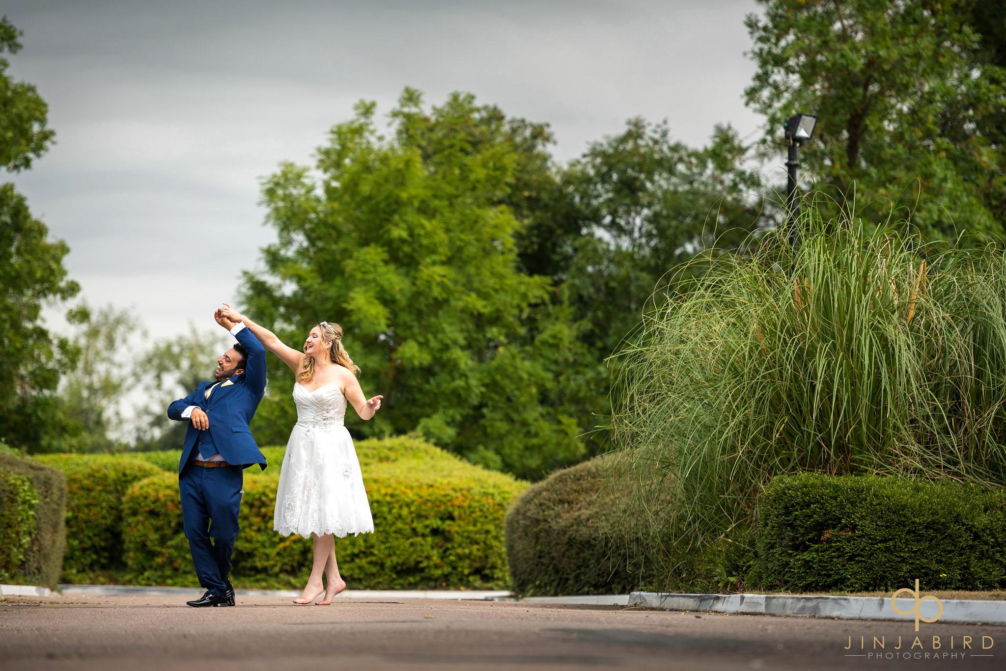 wedding photographer barns hotel bedford