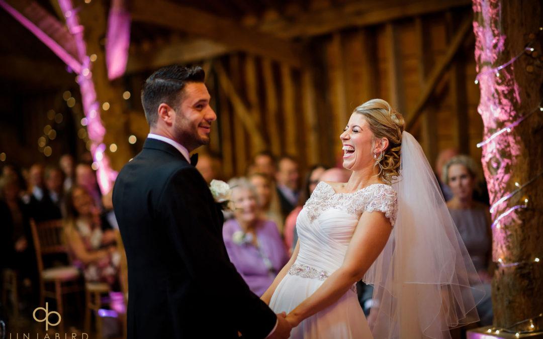 Getting married Bassmead Manor