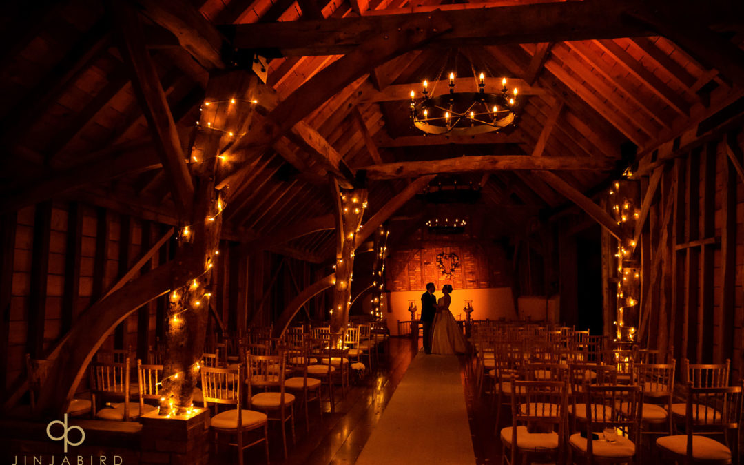 Winter weddings at Bassmead Manor Barns