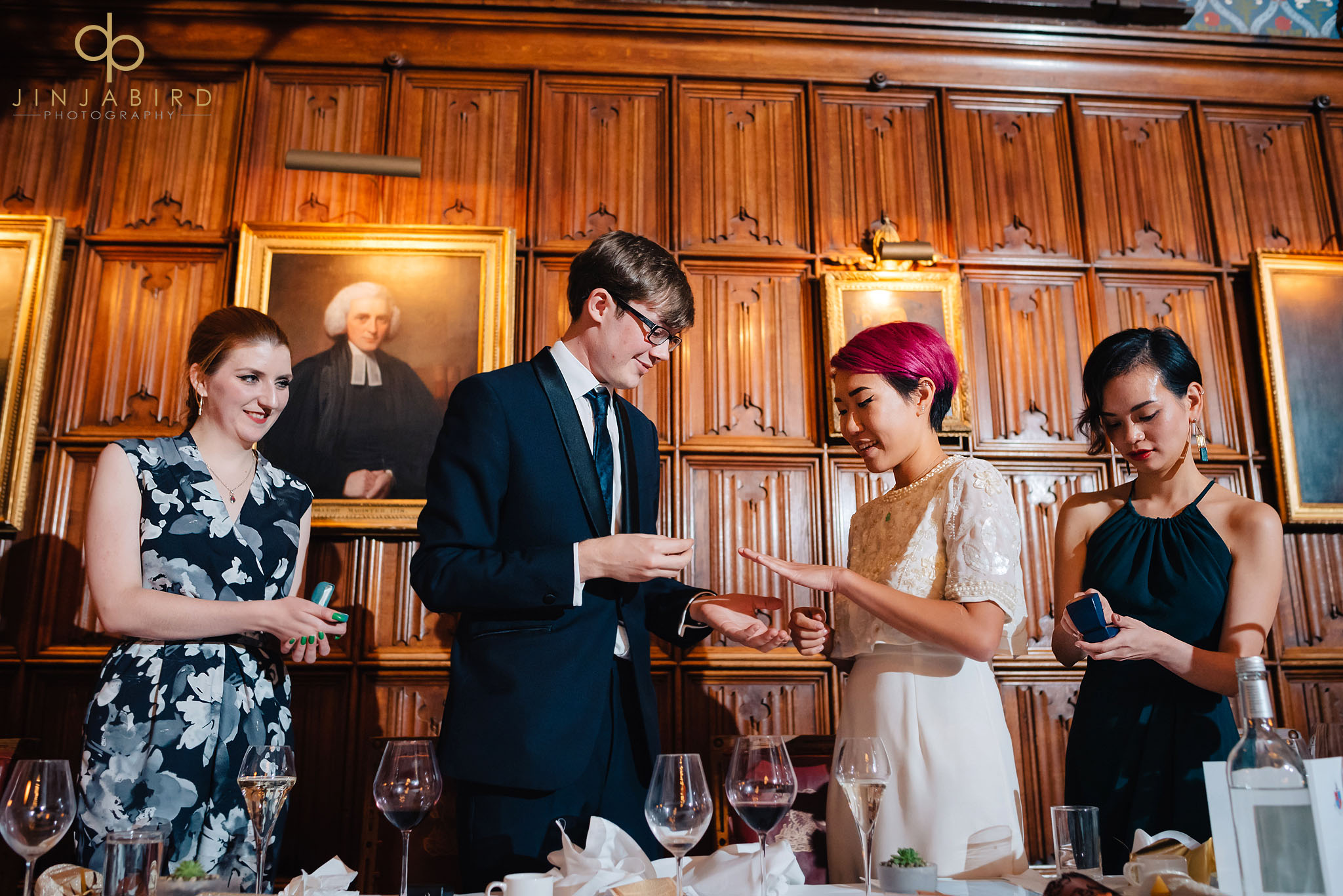 exchange-wedding-rings-corpus-christi-college