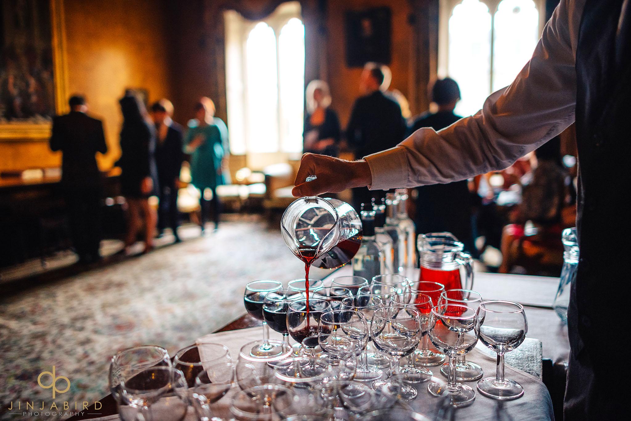 wedding-drinks-corpus-christi-college