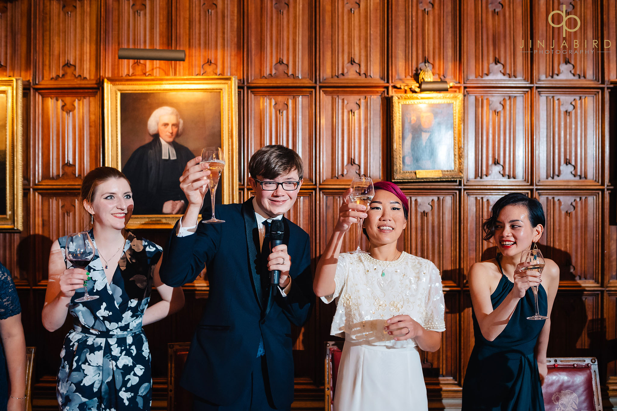 wedding-toast-corpus-christi-college