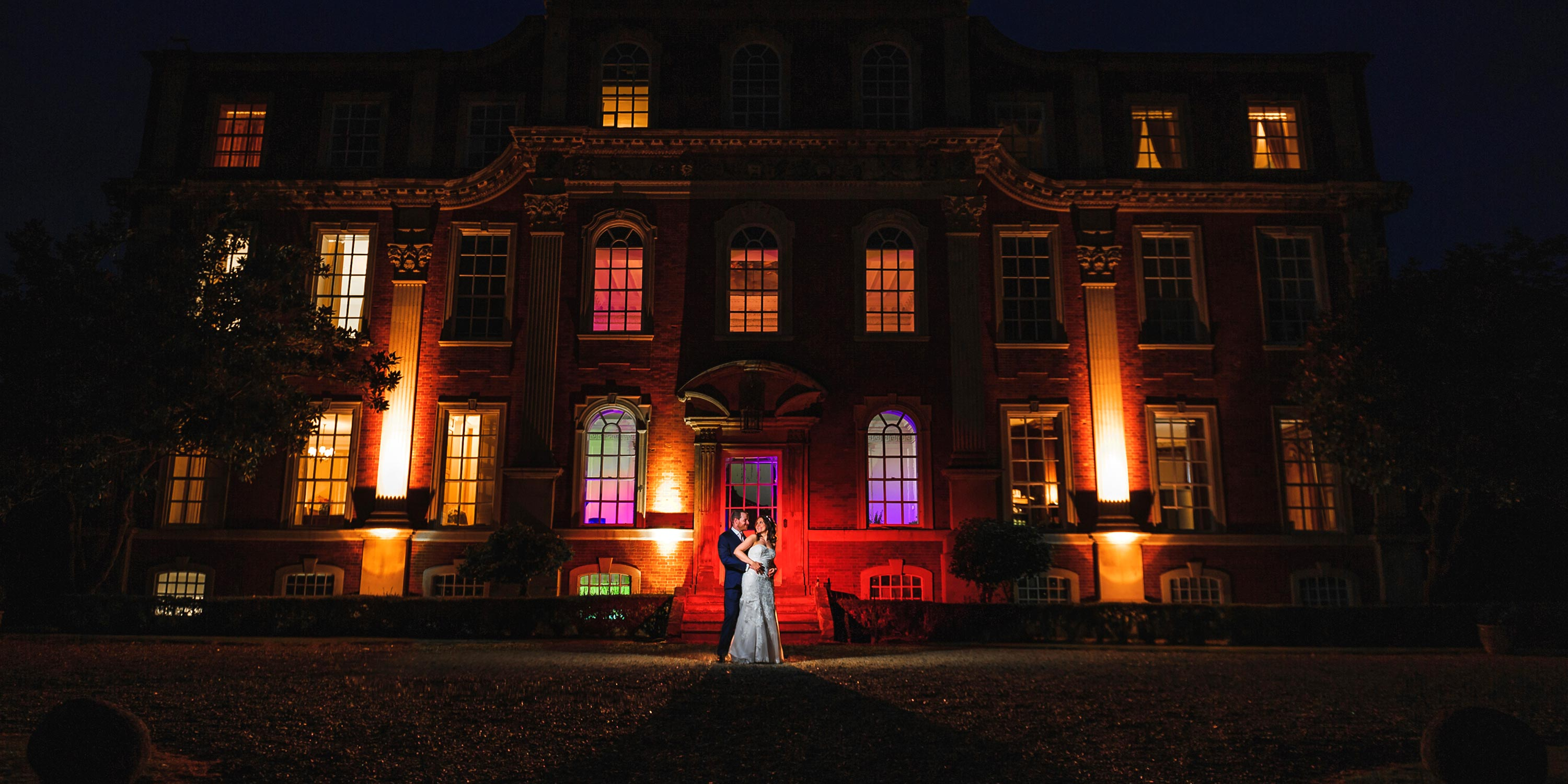recommended wedding photographer chicheley hall