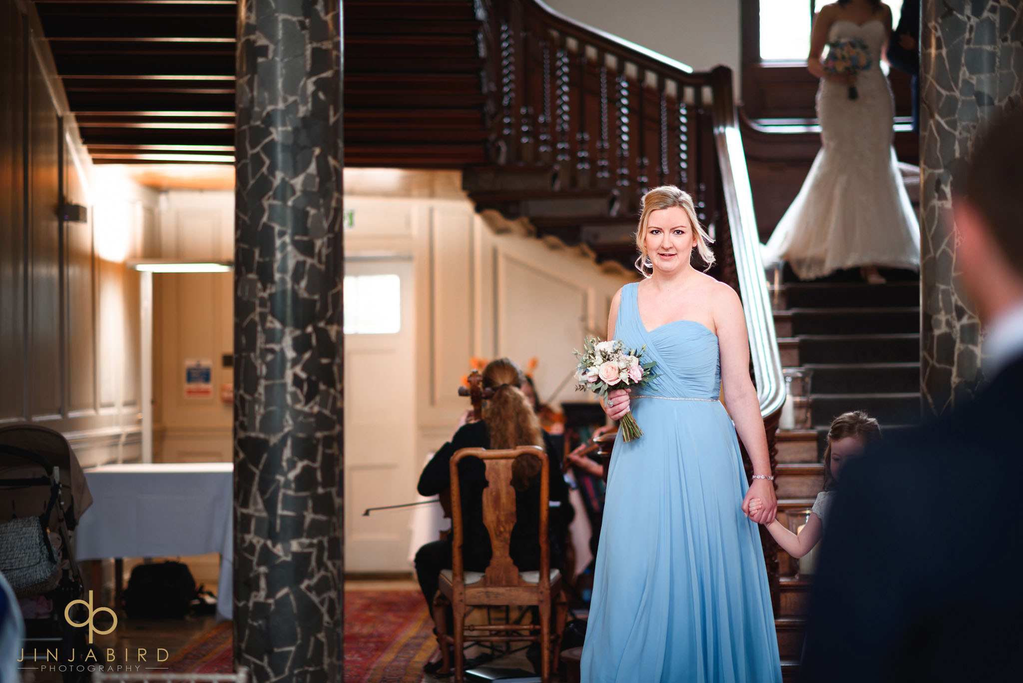 bridesmaid chicheley hall