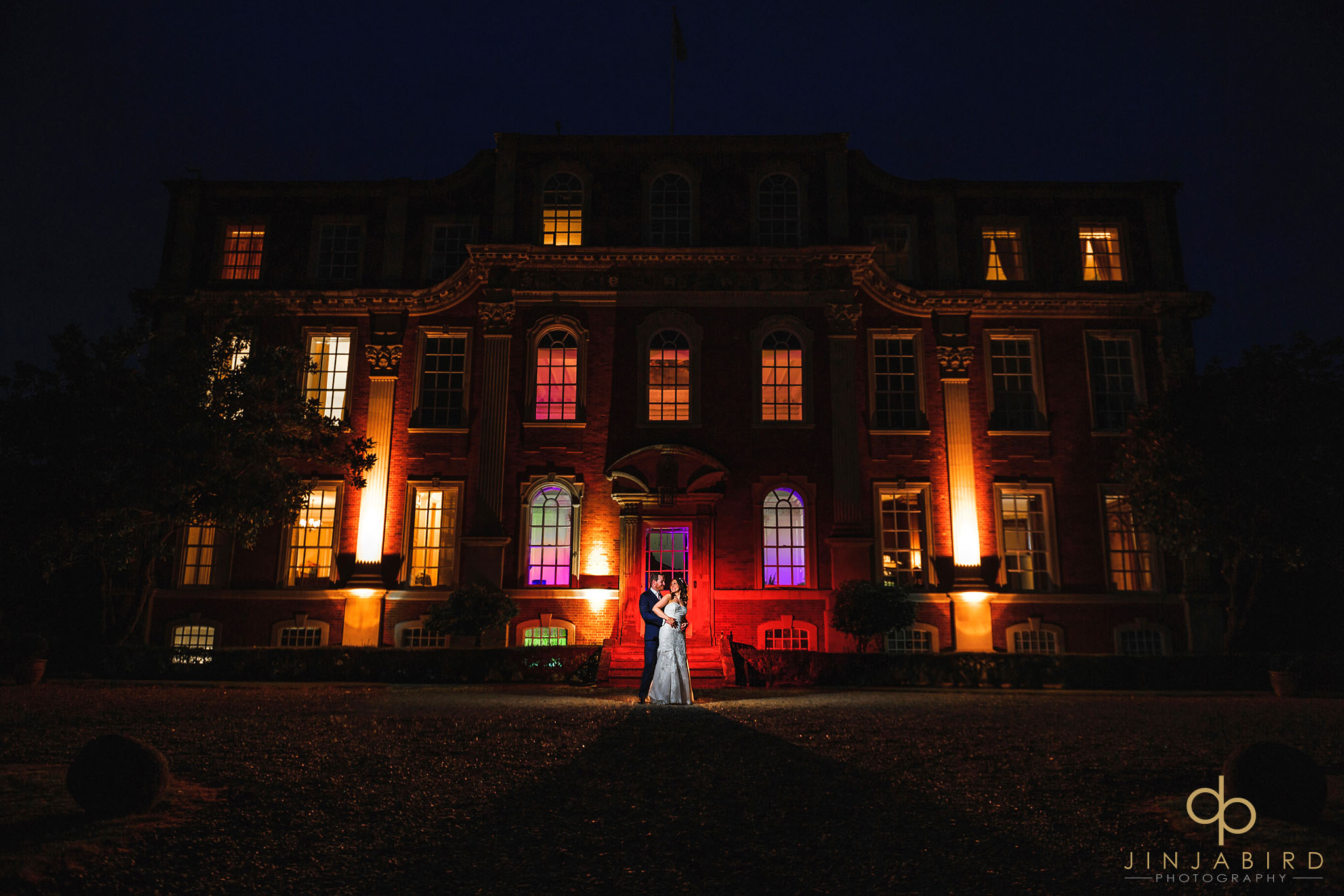 wedding photographers chicheley hall